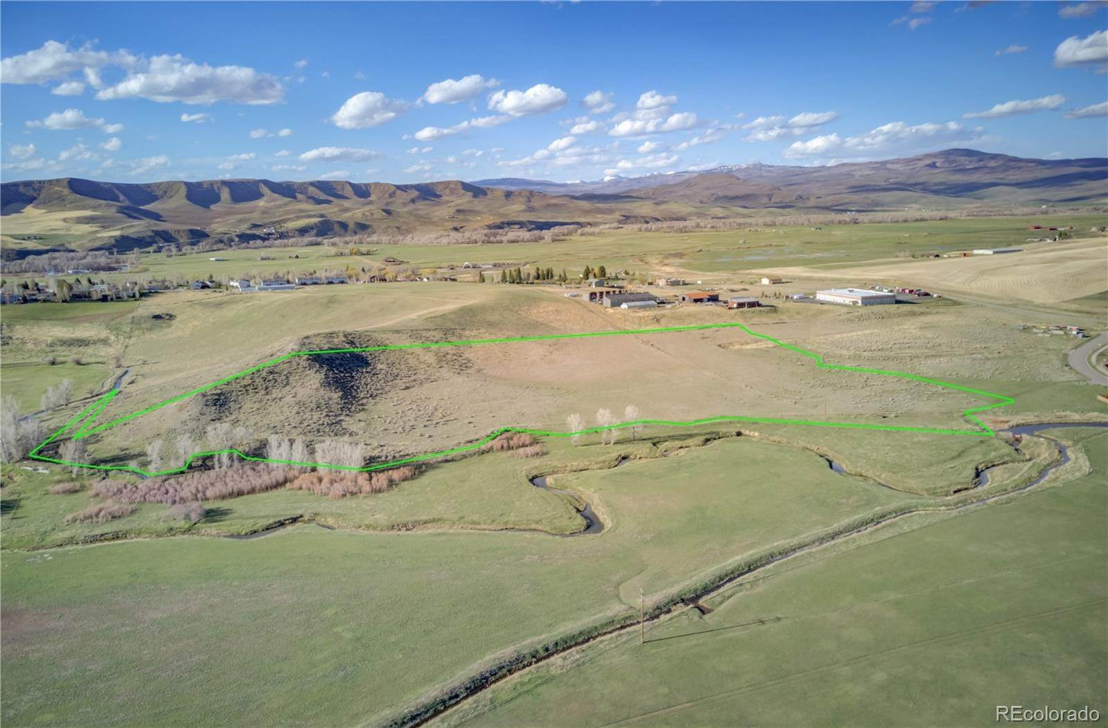 Land for Sale at TBD Hayden, Colorado 81639 United States