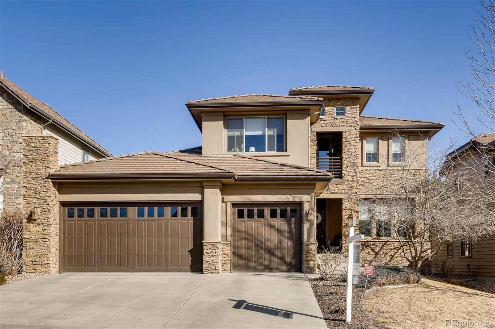Single Family Homes à 9770 Sunset Hill Circle Lone Tree, Colorado 80124 États-Unis