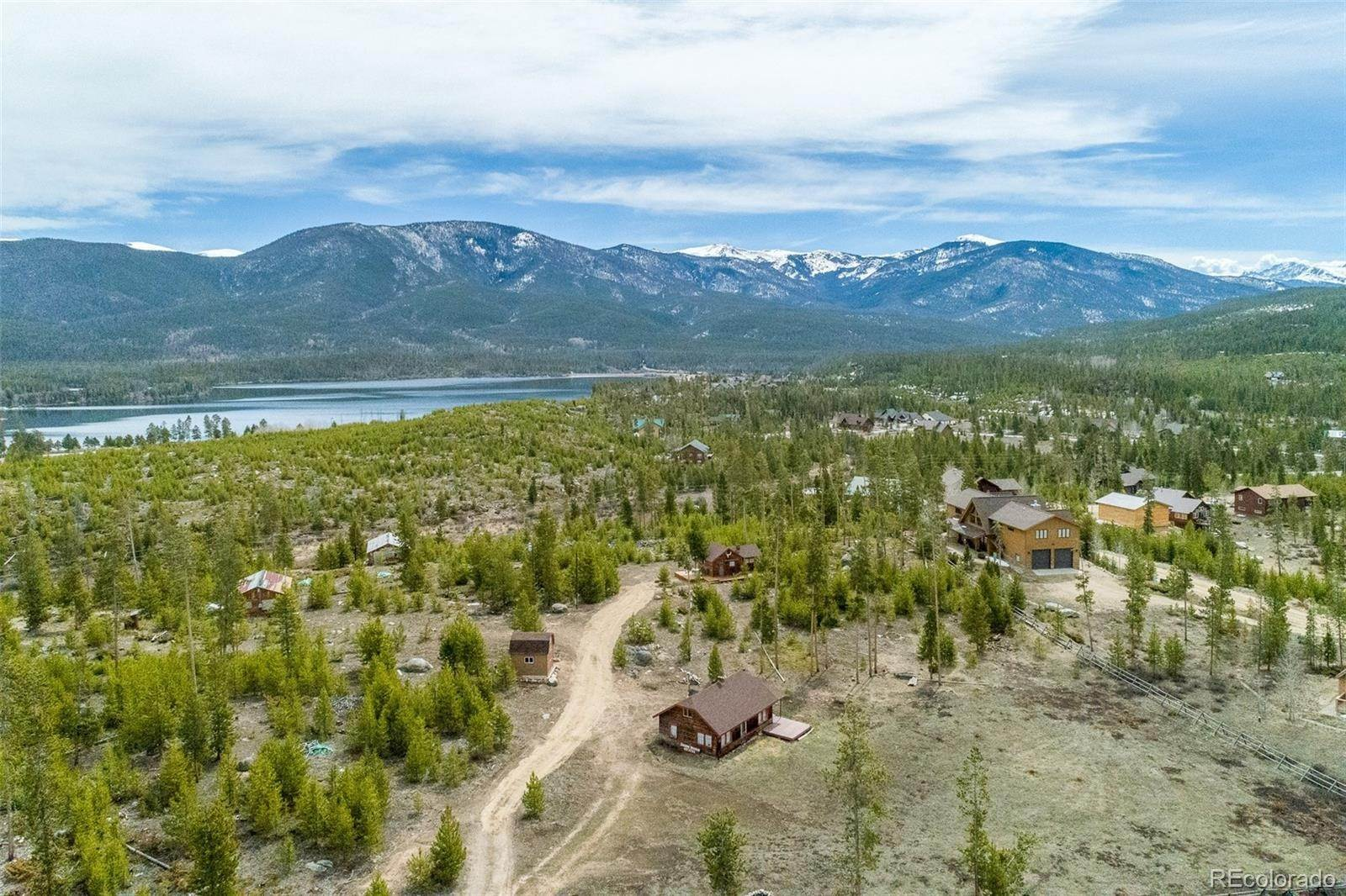 Single Family Homes for Sale at 11 County Road 4628 Grand Lake, Colorado 80447 United States
