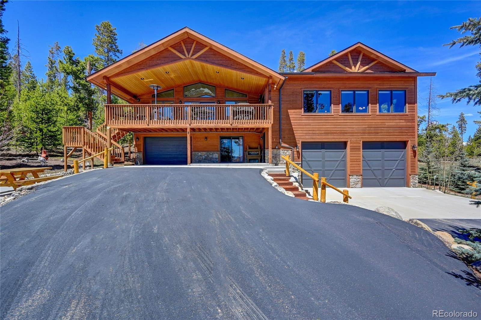 Single Family Homes for Sale at 8 County Road 4433 Grand Lake, Colorado 80447 United States