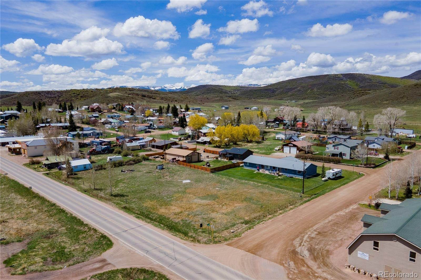 Land for Sale at TBD Highway 131 Phippsburg, Colorado 80469 United States