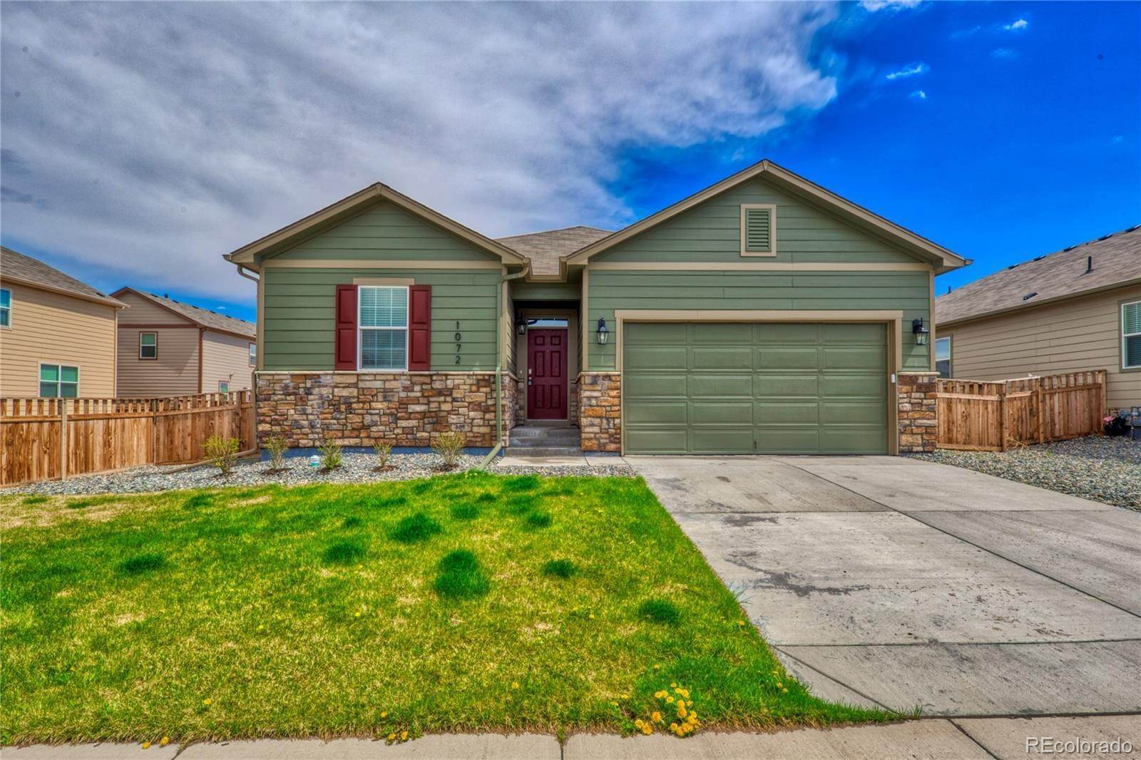 Single Family Homes por un Venta en 1072 Cable Street Lochbuie, Colorado 80603 Estados Unidos