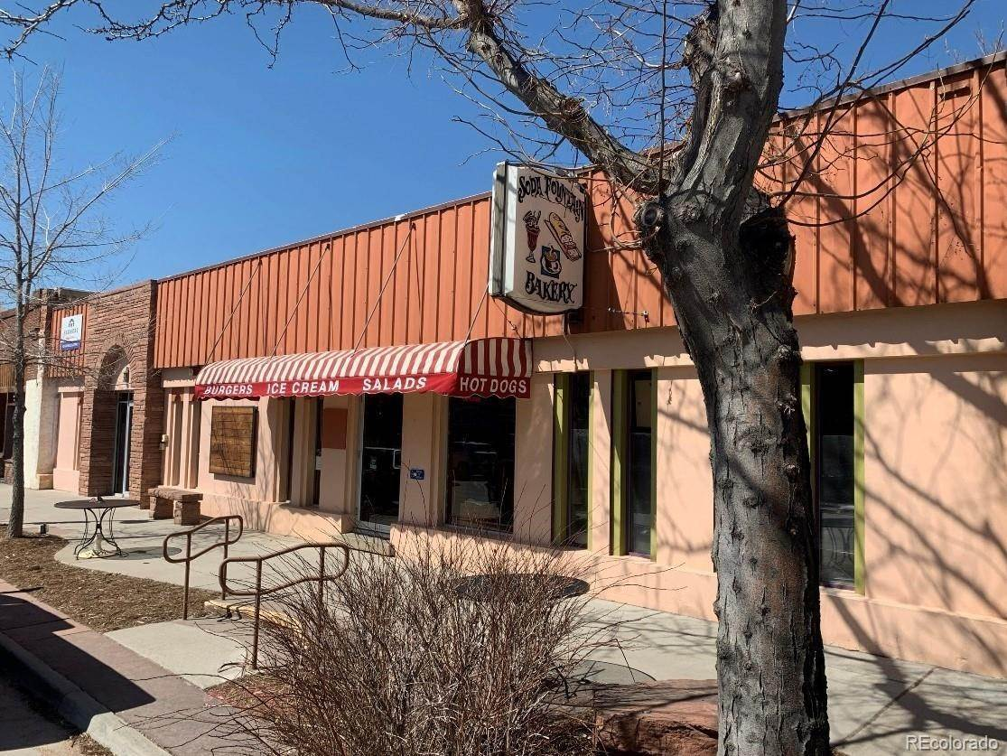 Commercial for Sale at 402 Main Street Lyons, Colorado 80540 United States