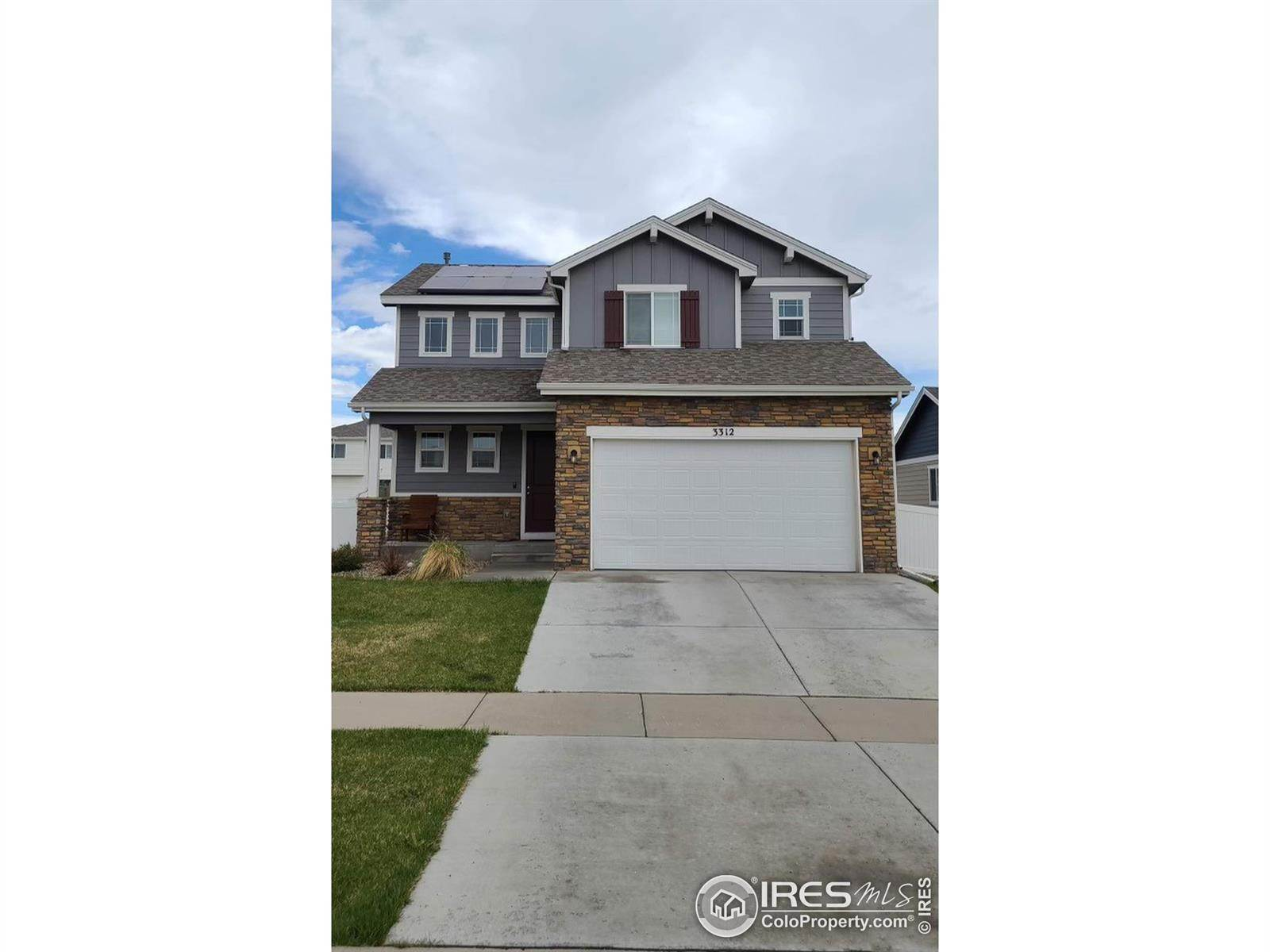 Single Family Homes pour l Vente à 3312 Palano Avenue Evans, Colorado 80620 États-Unis