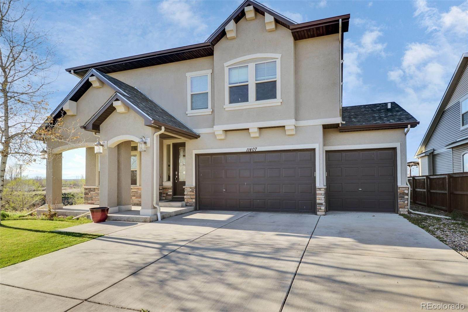 Single Family Homes por un Venta en 11407 E 119th Place Henderson, Colorado 80640 Estados Unidos