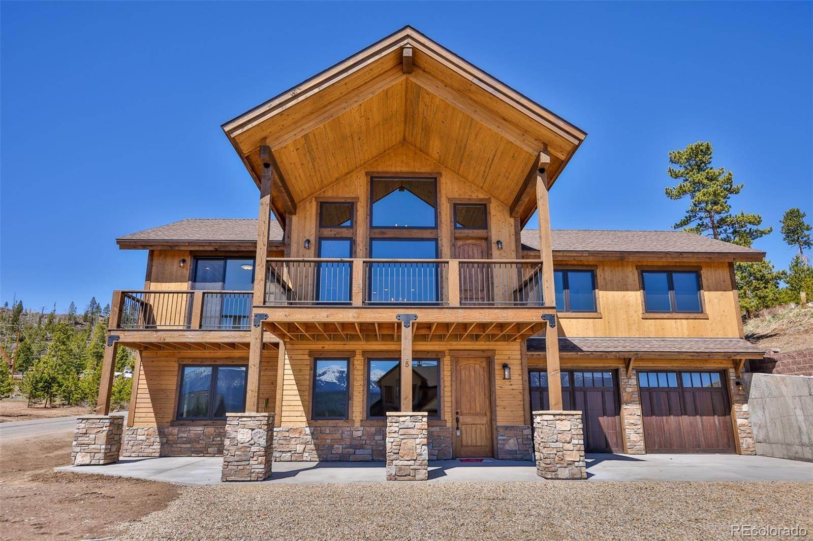 Single Family Homes for Sale at 15 County Road 4037 Grand Lake, Colorado 80447 United States