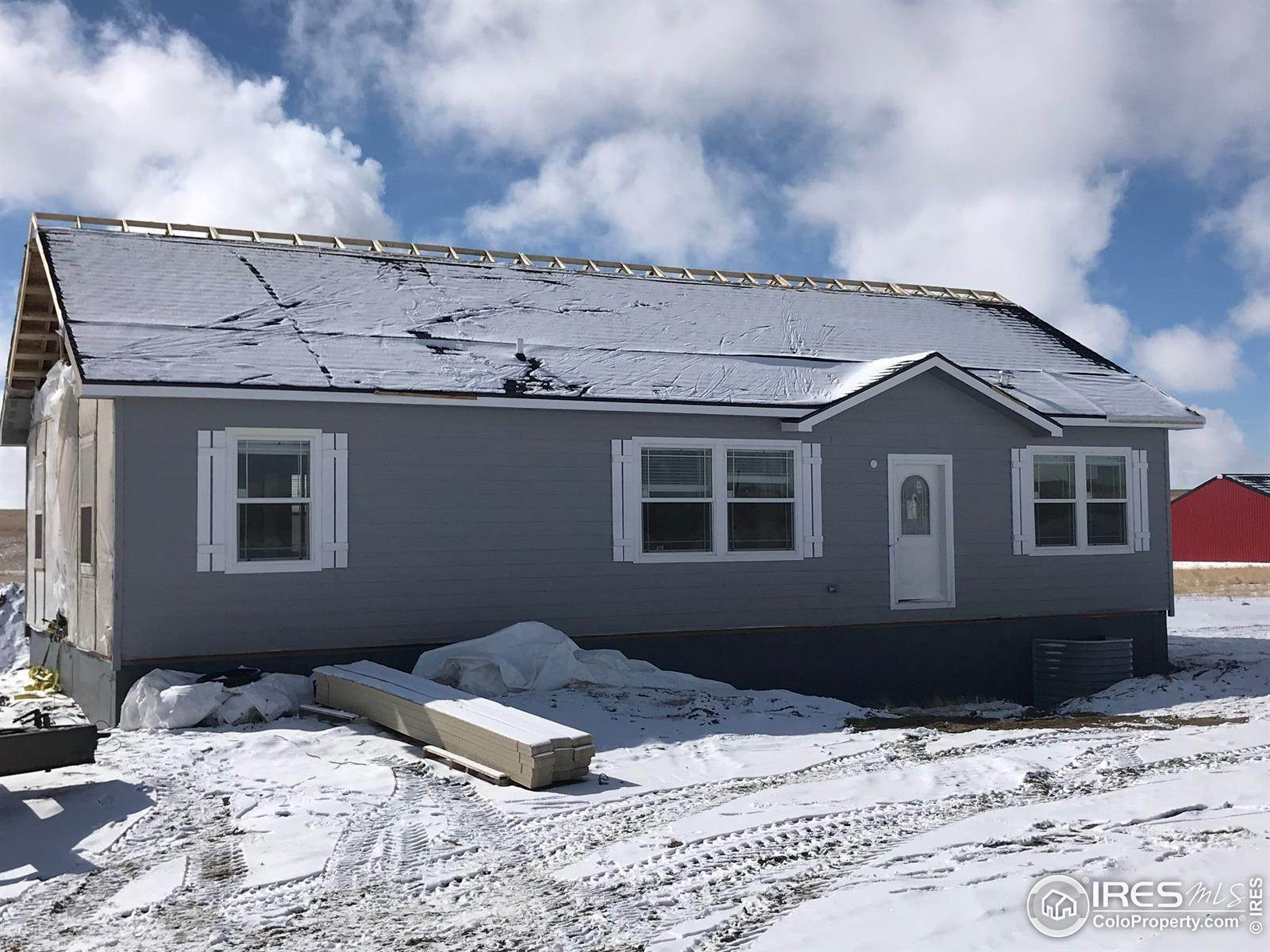 Single Family Homes pour l Vente à 52948 Weld County Road 21 Nunn, Colorado 80648 États-Unis