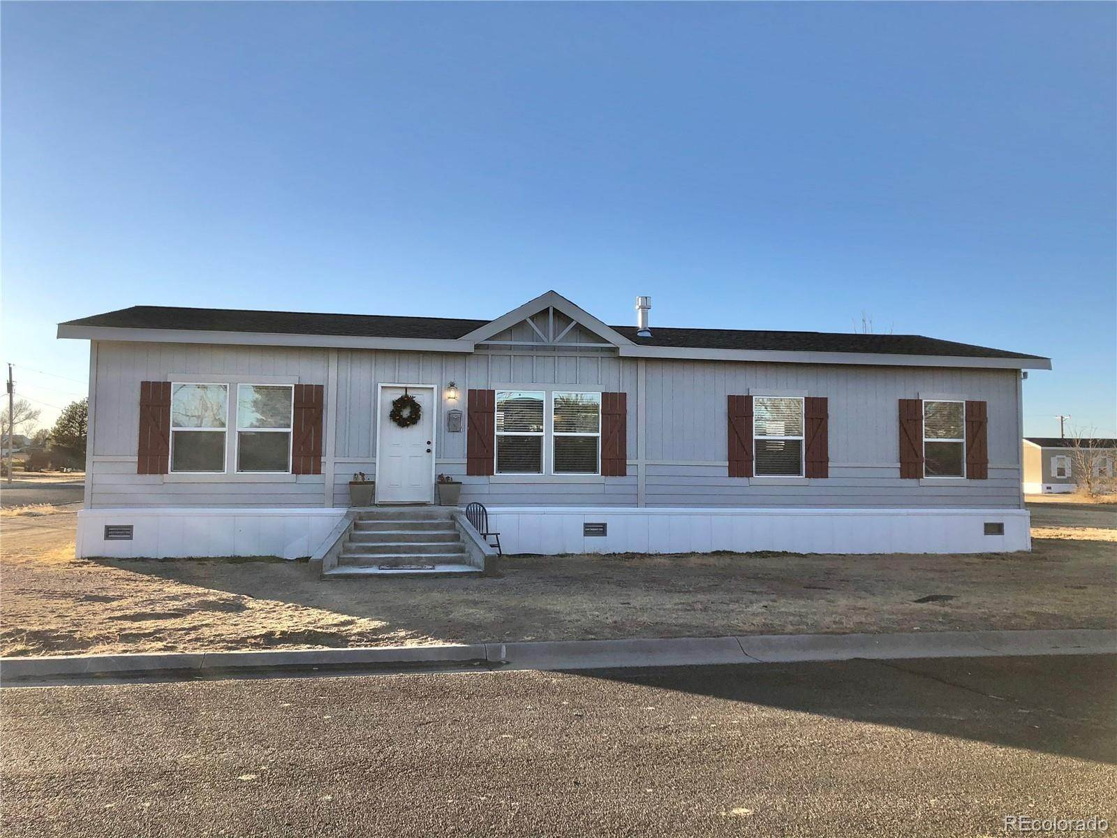 Single Family Homes for Sale at 1215 S 1st Street Cheyenne Wells, Colorado 80810 United States