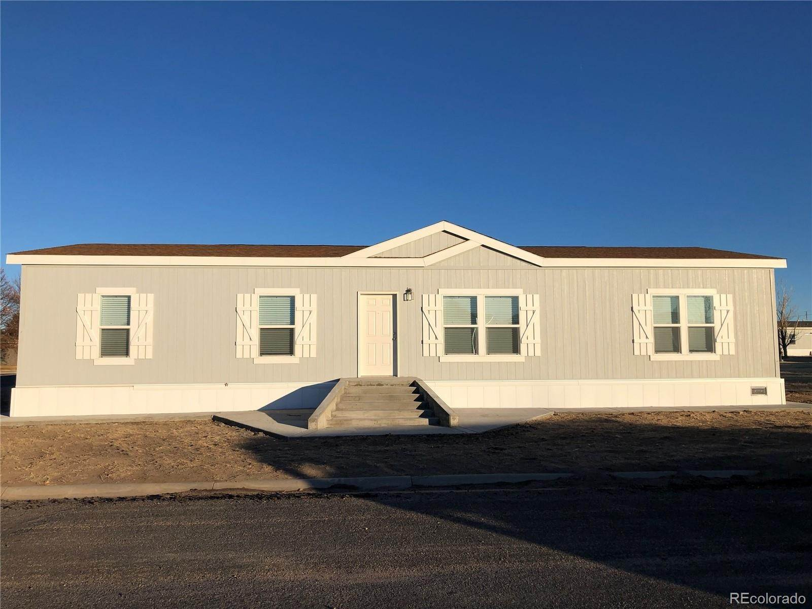 Single Family Homes for Sale at 1280 N 1st Street Cheyenne Wells, Colorado 80810 United States