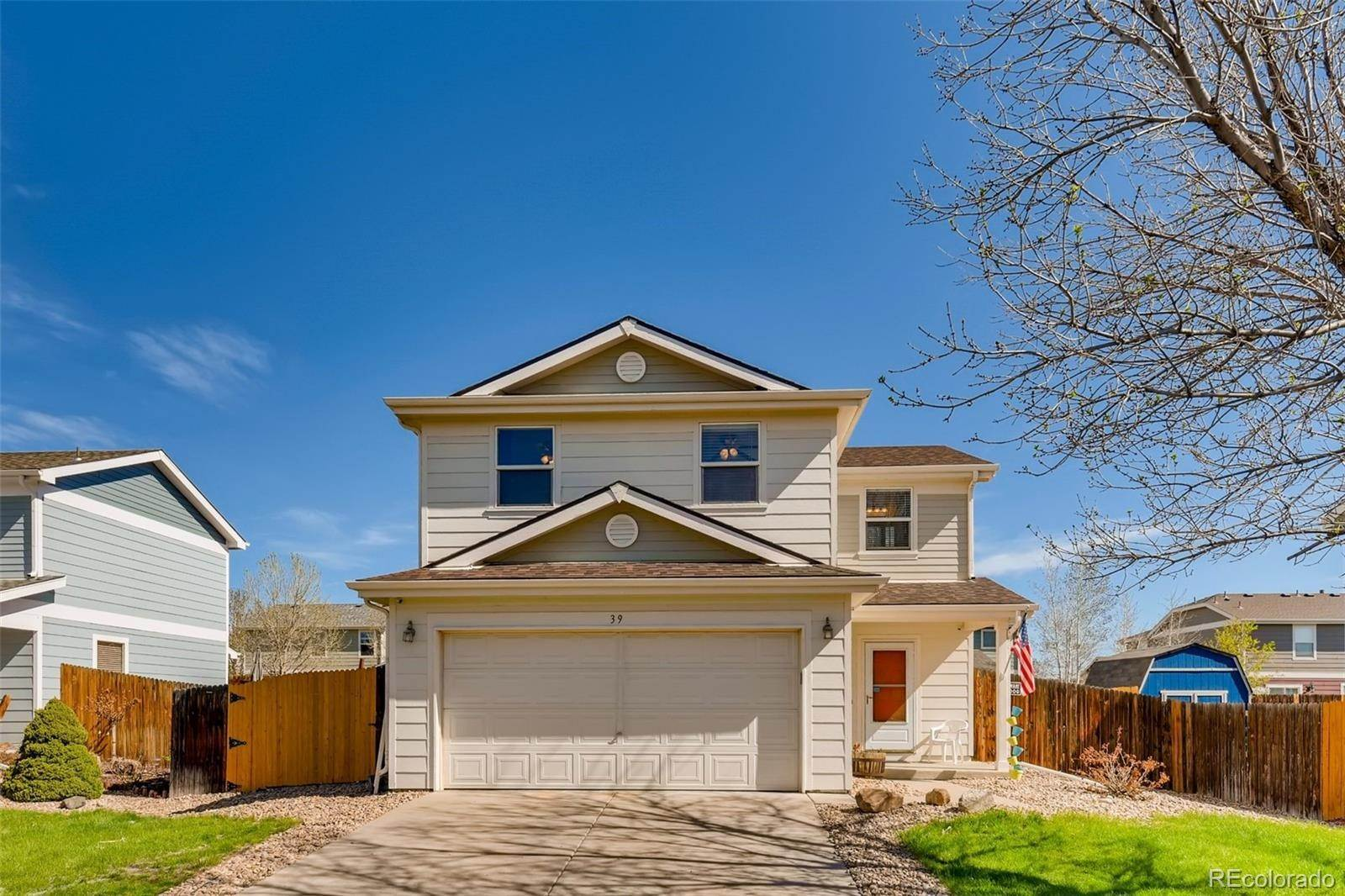 Single Family Homes por un Venta en 39 Meadowlark Circle Lochbuie, Colorado 80603 Estados Unidos