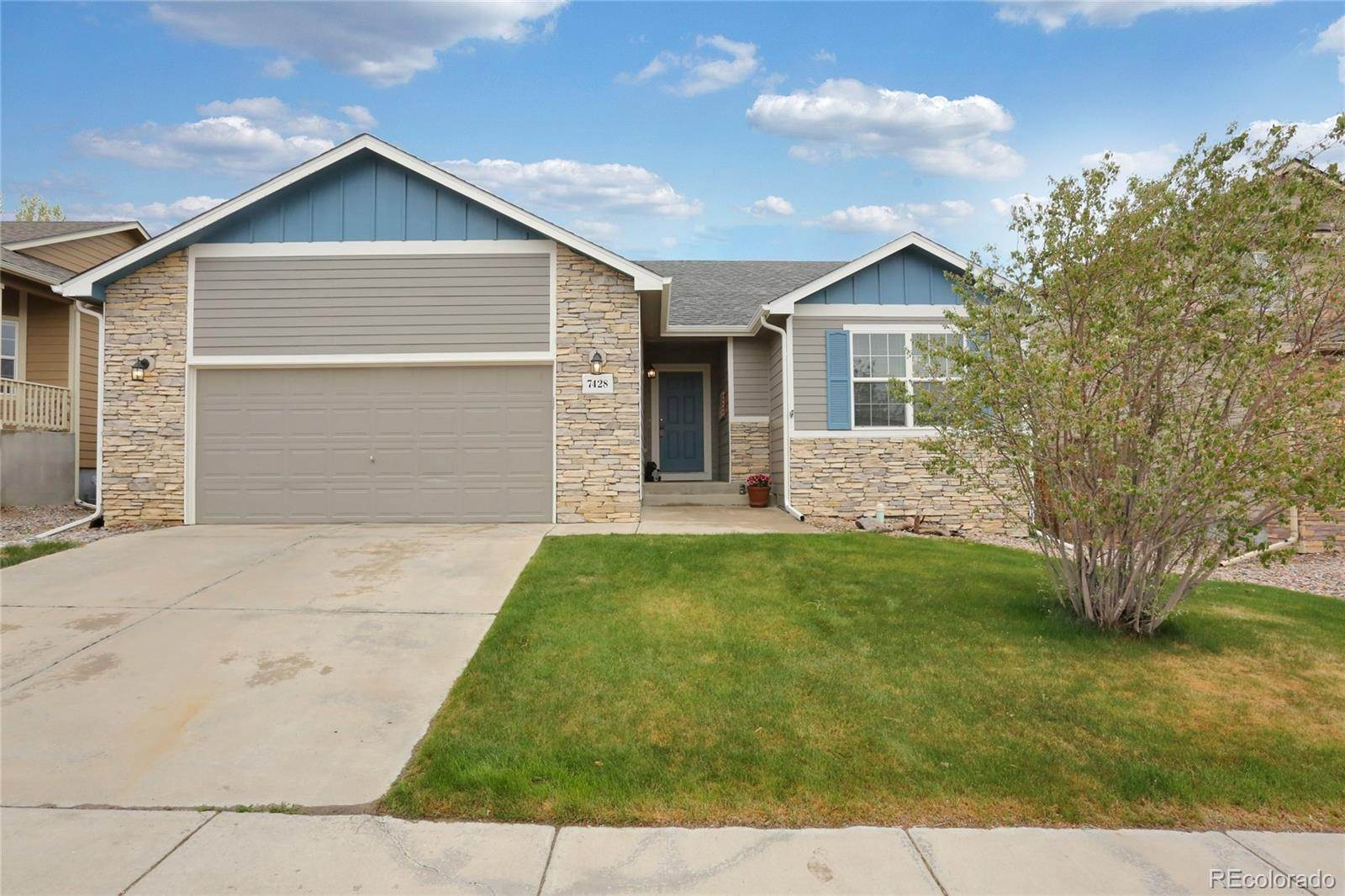 Single Family Homes por un Venta en 7428 Wind Haven Trail Fountain, Colorado 80817 Estados Unidos