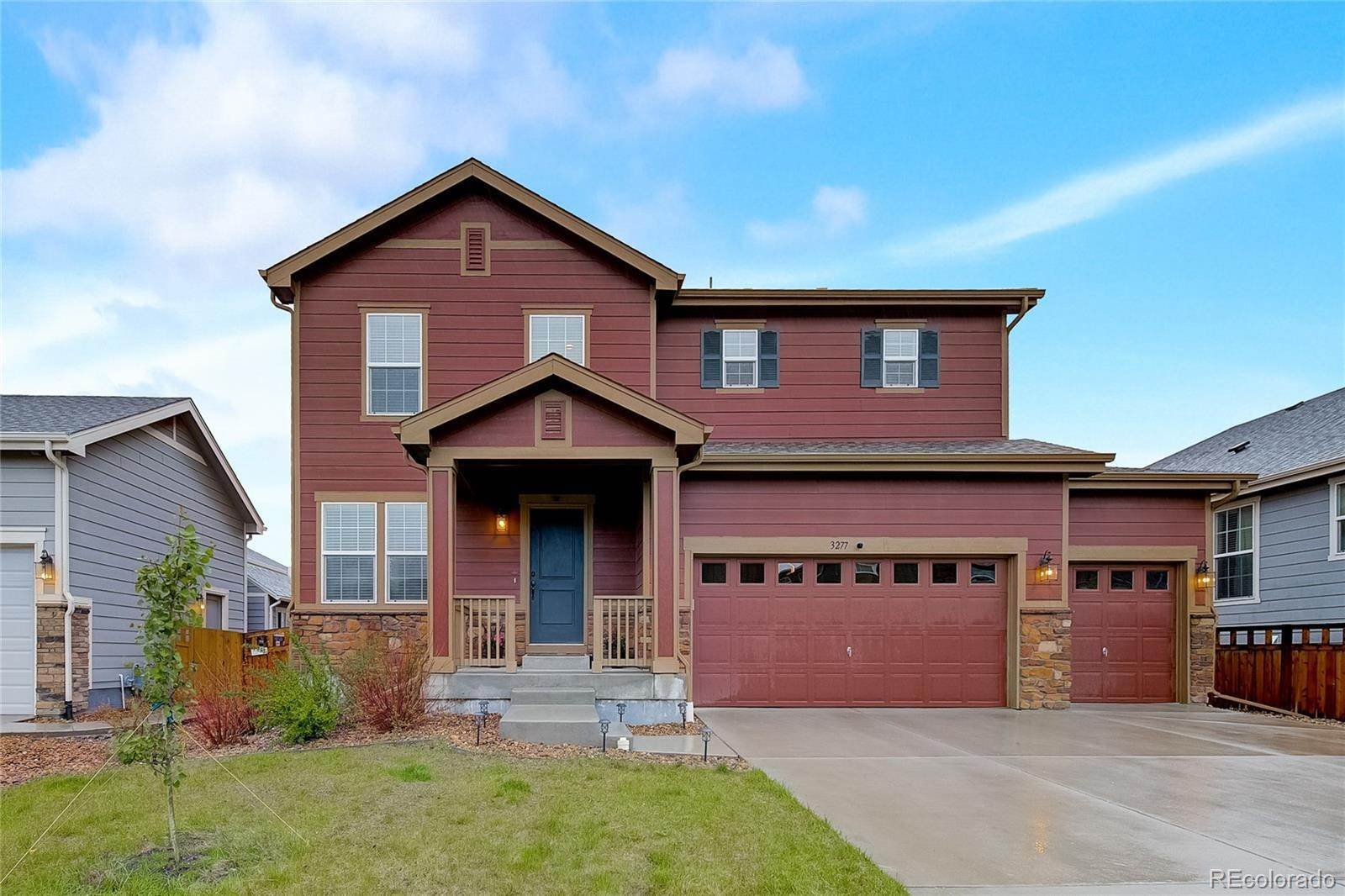 Single Family Homes por un Venta en 3277 Raintree Lane Dacono, Colorado 80514 Estados Unidos