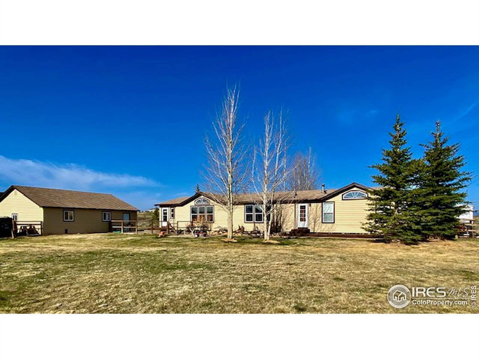 Single Family Homes for Sale at 112 Coyote Drive Walden, Colorado 80480 United States