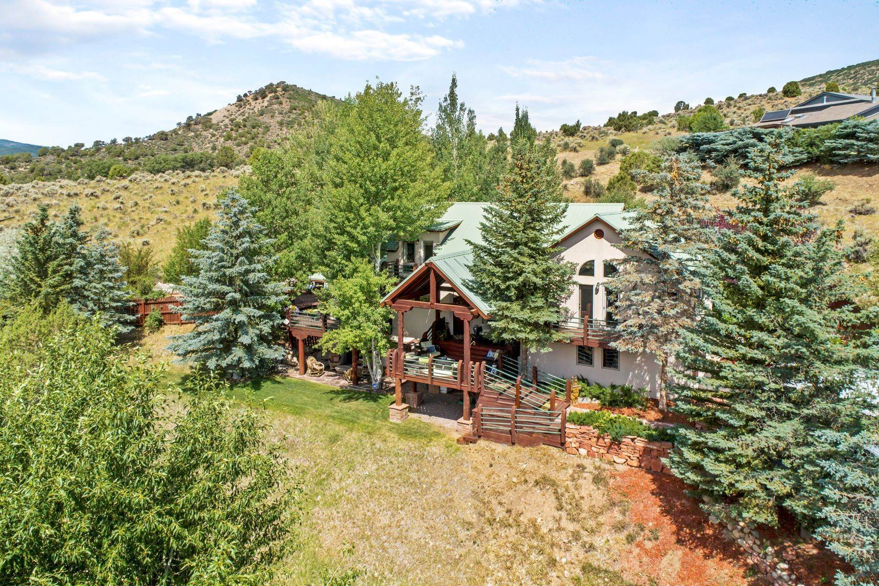 Single Family Homes for Sale at Gateway to Serenity 189 Light Hill Road Snowmass, Colorado 81654 United States