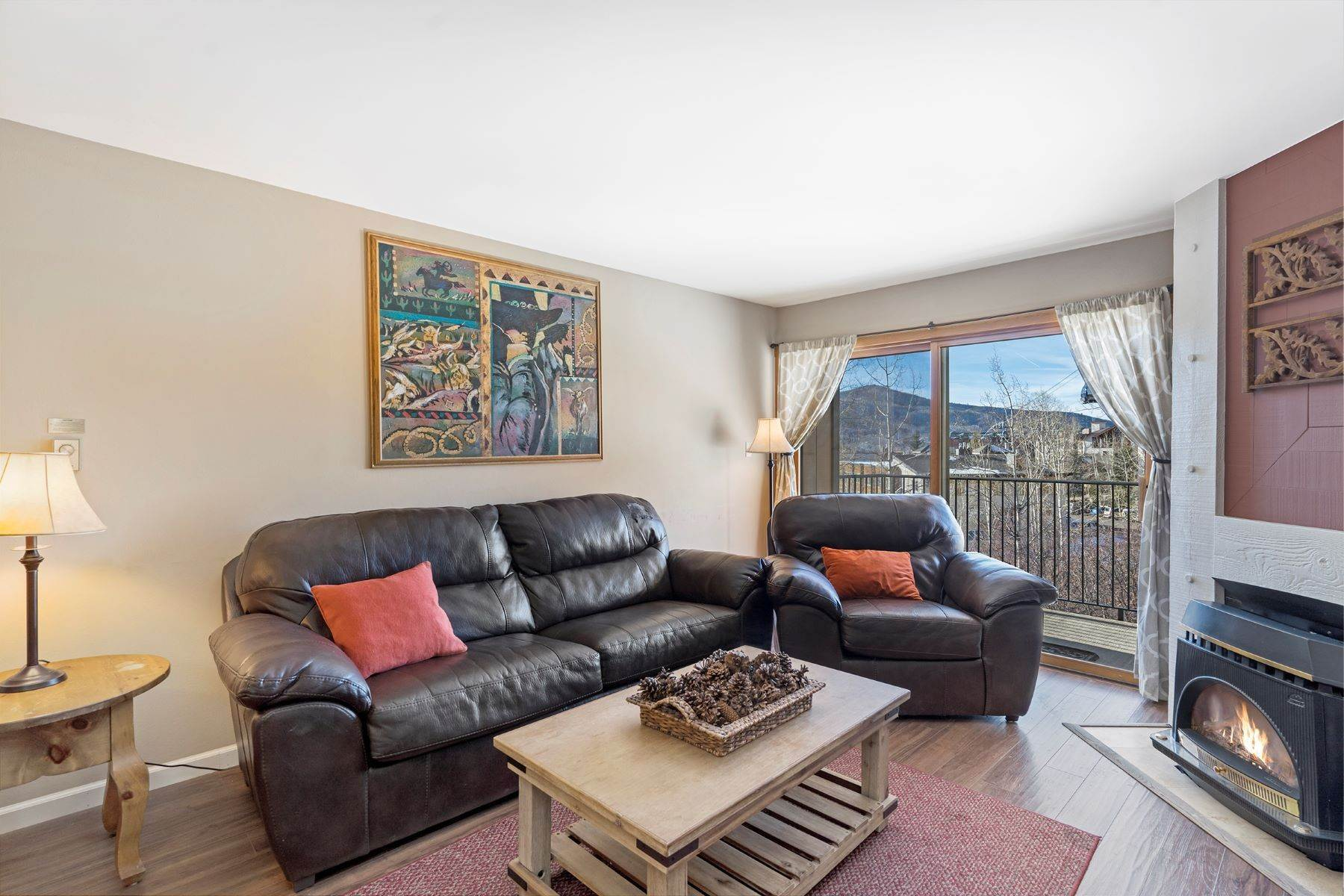 Condominiums for Sale at Prime location in Ski Inn Condos 2350 Ski Trail Lane Unit #312 Steamboat Springs, Colorado 80487 United States