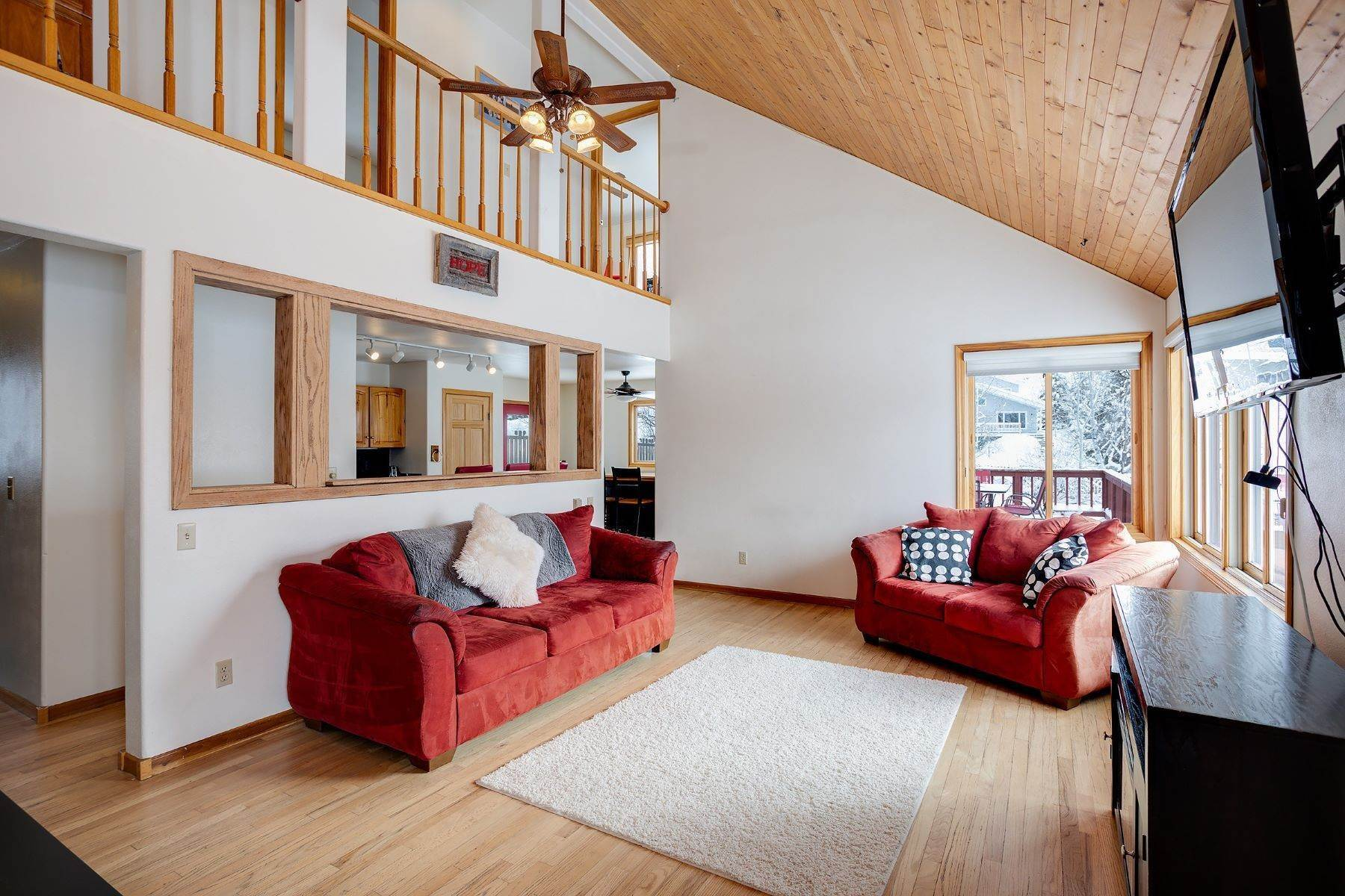 3. Single Family Homes for Sale at Ideal Steamboat Home 74 E Maple Street Steamboat Springs, Colorado 80487 United States