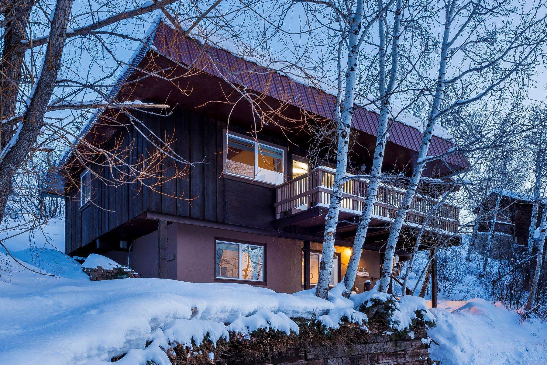 30. Duplex Homes for Sale at Apres Ski Duplex 3340 Apres Ski Way Steamboat Springs, Colorado 80487 United States