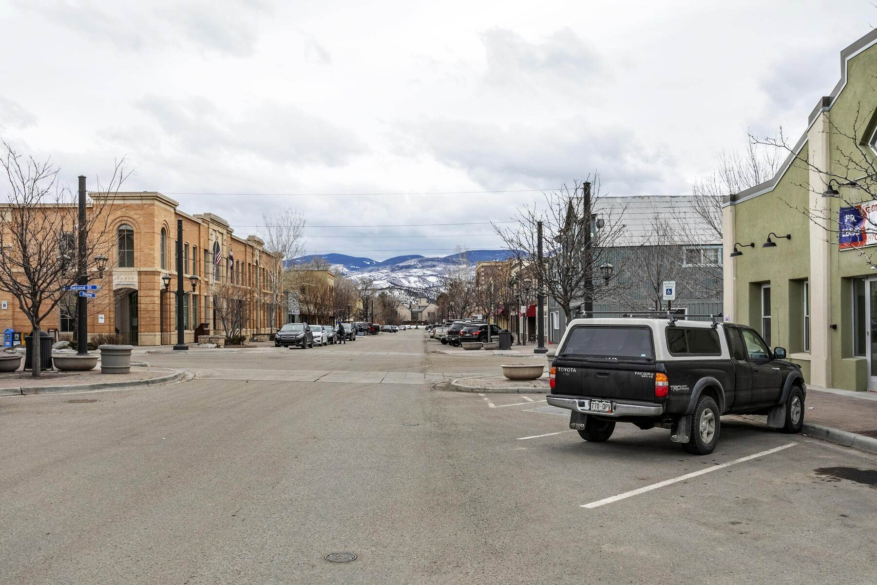 Single Family Homes for Sale at Redevelopment opportunity on Grand Avenue in downtown Eagle 646 Grand Avenue Eagle, Colorado 81631 United States