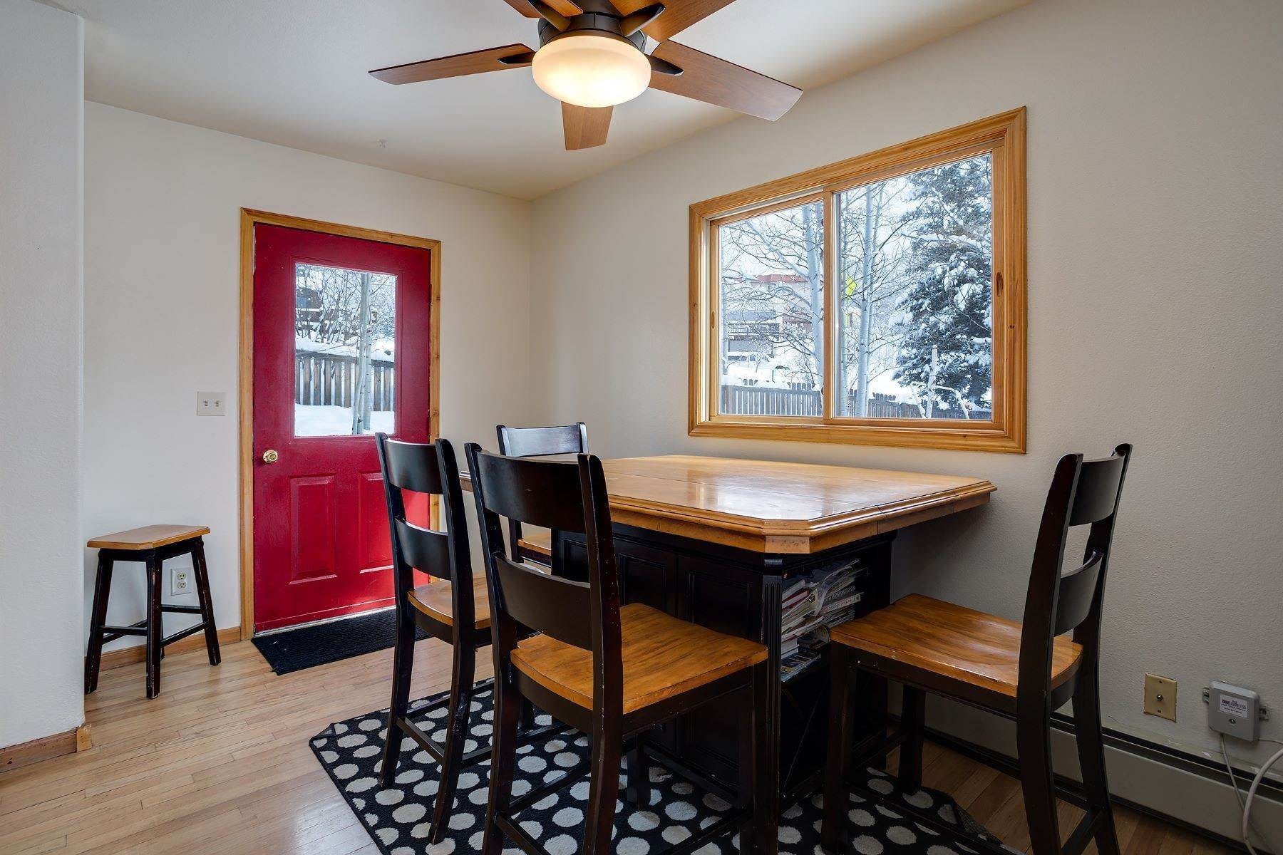 8. Single Family Homes for Sale at Ideal Steamboat Home 74 E Maple Street Steamboat Springs, Colorado 80487 United States