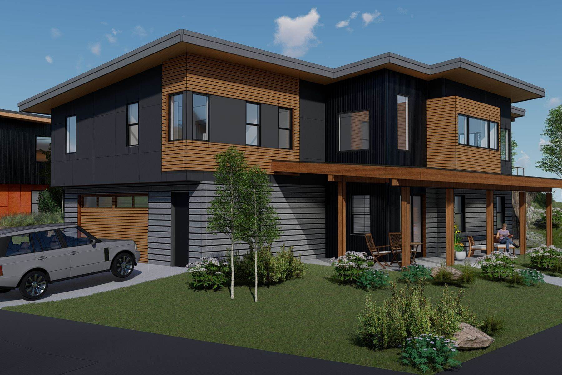 Single Family Homes for Sale at Sunlight Lot 62 1797 Sunlight Drive Steamboat Springs, Colorado 80487 United States
