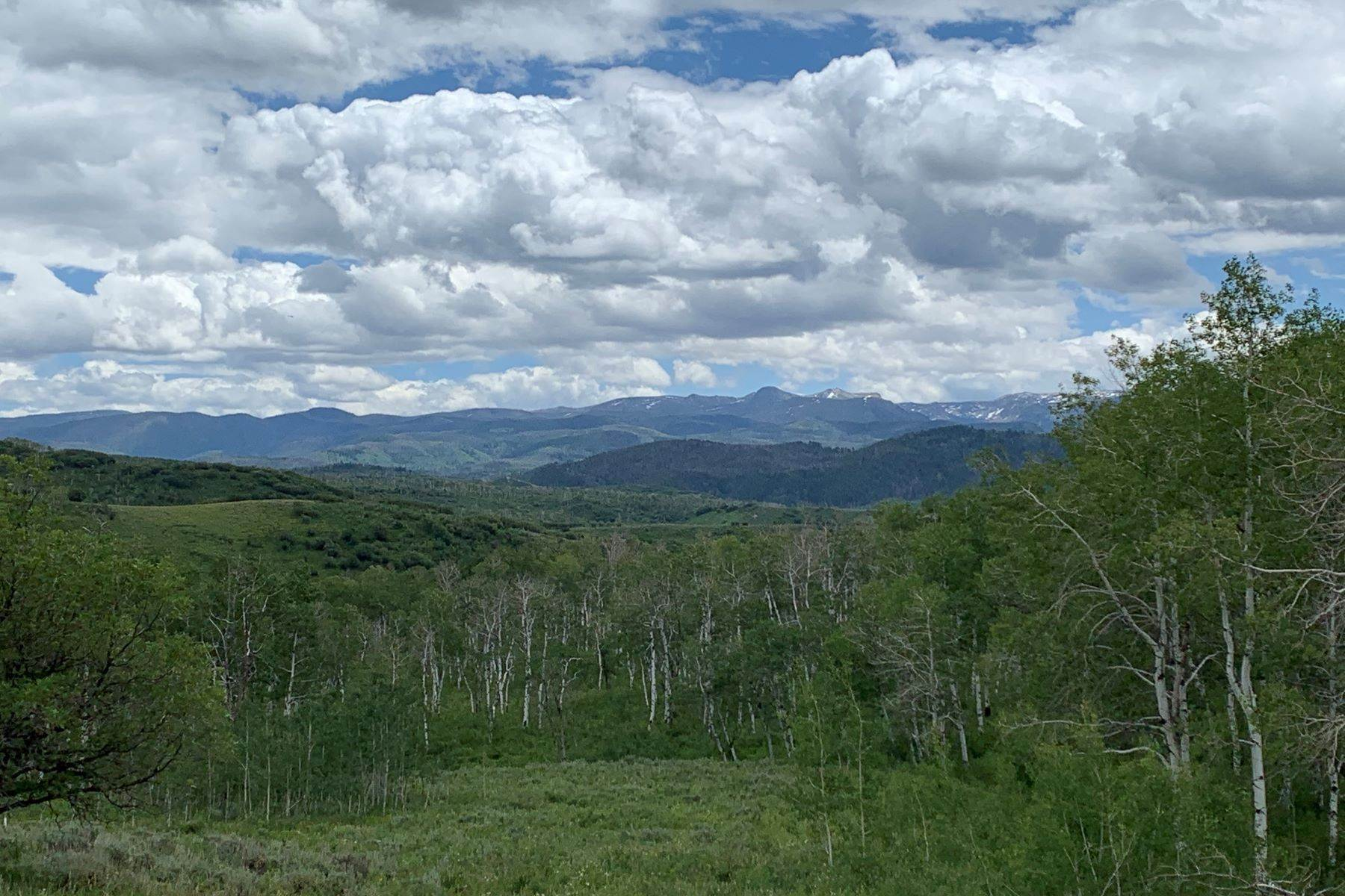 Property for Sale at Murphy Larsen Ranch Lot #6 56005 Hannahs Way Clark, Colorado 80428 United States