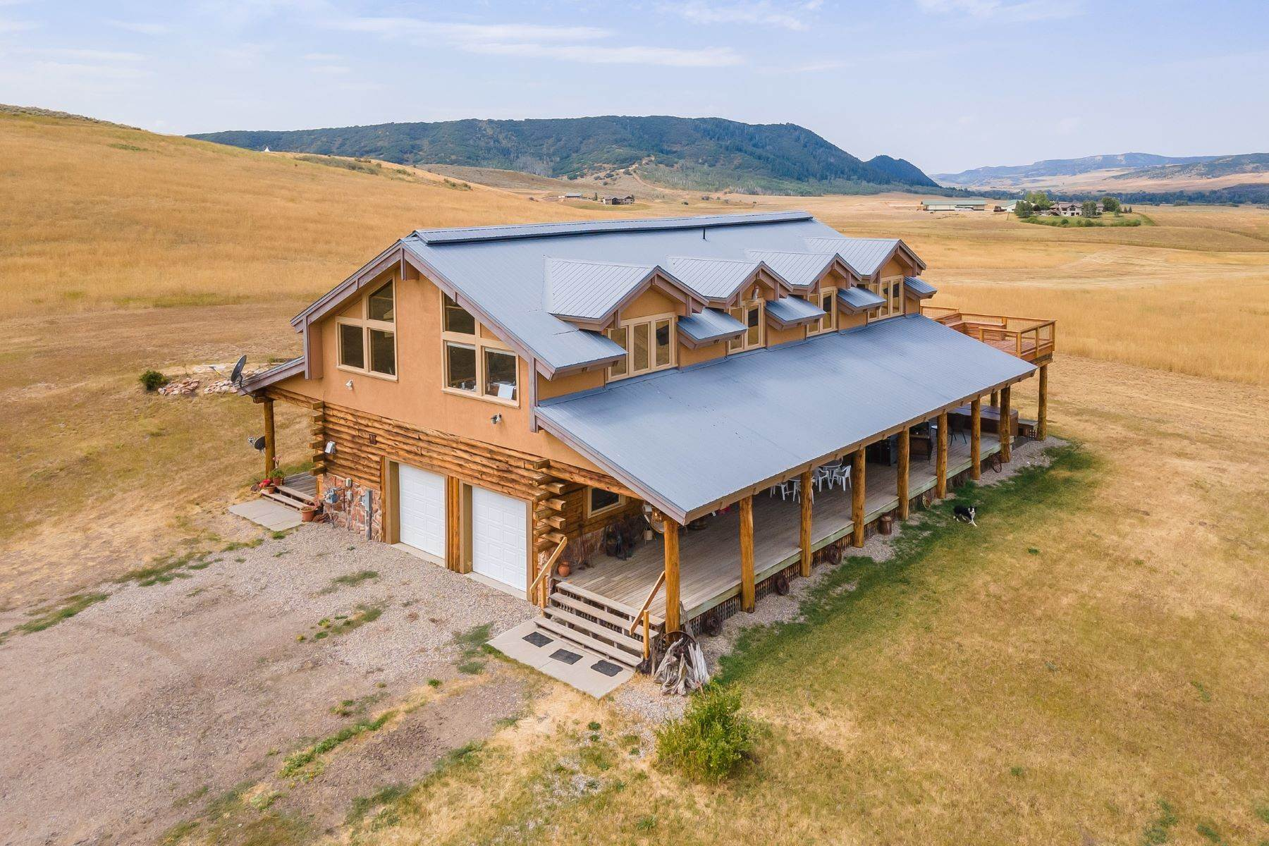 Single Family Homes for Sale at 38615 Klein Road Steamboat Springs, Colorado 80487 United States