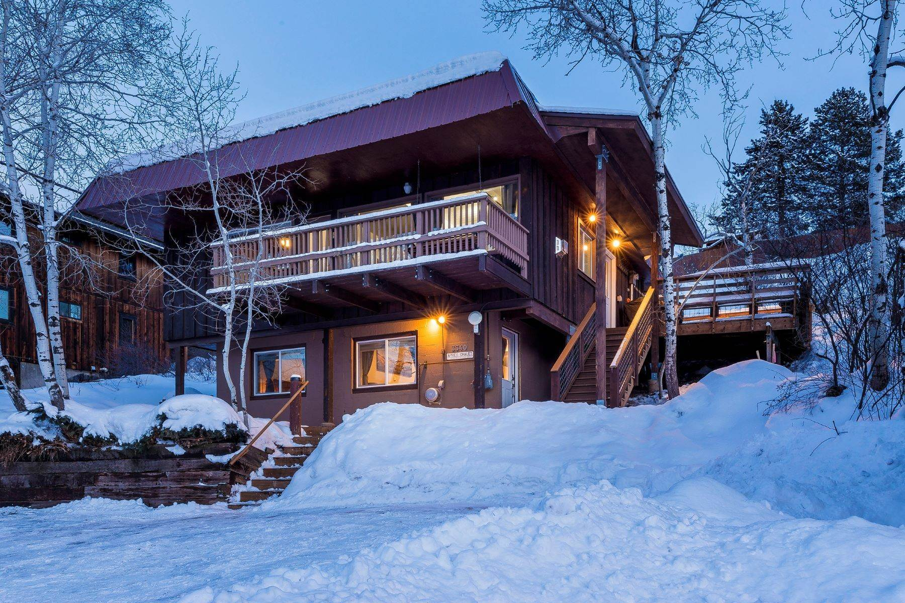 29. Duplex Homes for Sale at Apres Ski Duplex 3340 Apres Ski Way Steamboat Springs, Colorado 80487 United States