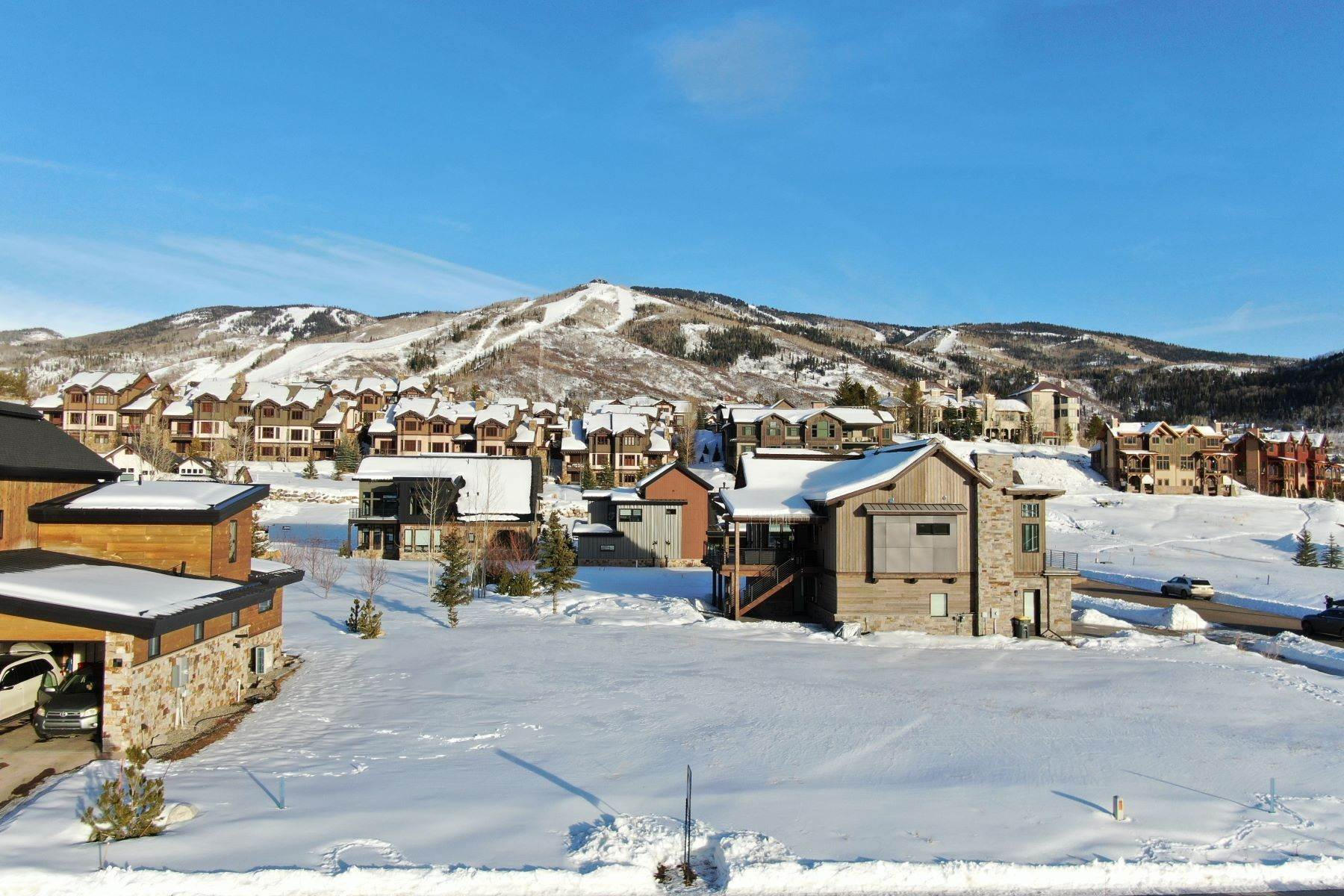 Land for Sale at The Range at Wildhorse Meadows Lot 32 2672 Bronc Buster Loop Steamboat Springs, Colorado 80487 United States