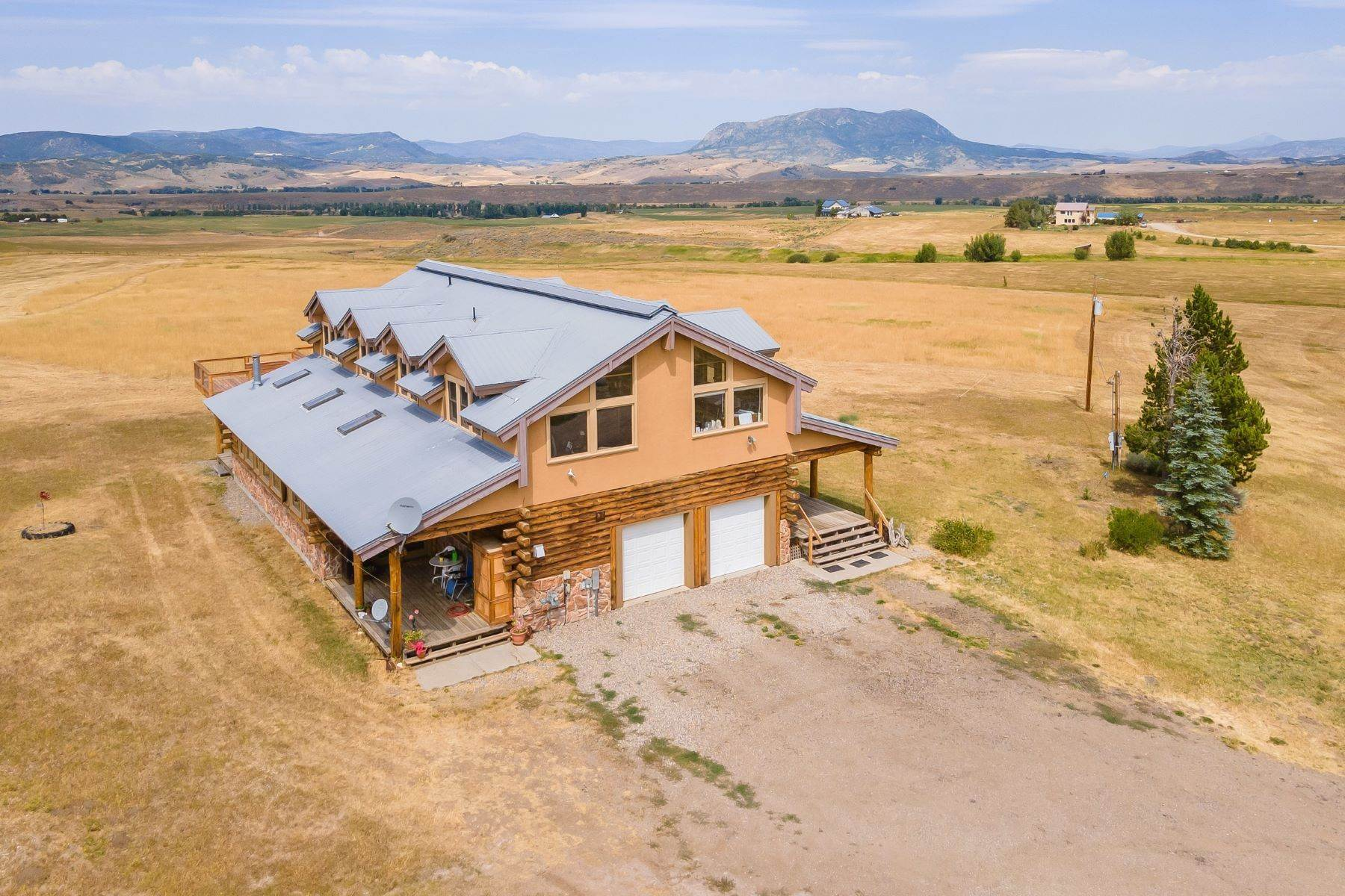 3. Single Family Homes for Sale at 38615 Klein Road Steamboat Springs, Colorado 80487 United States