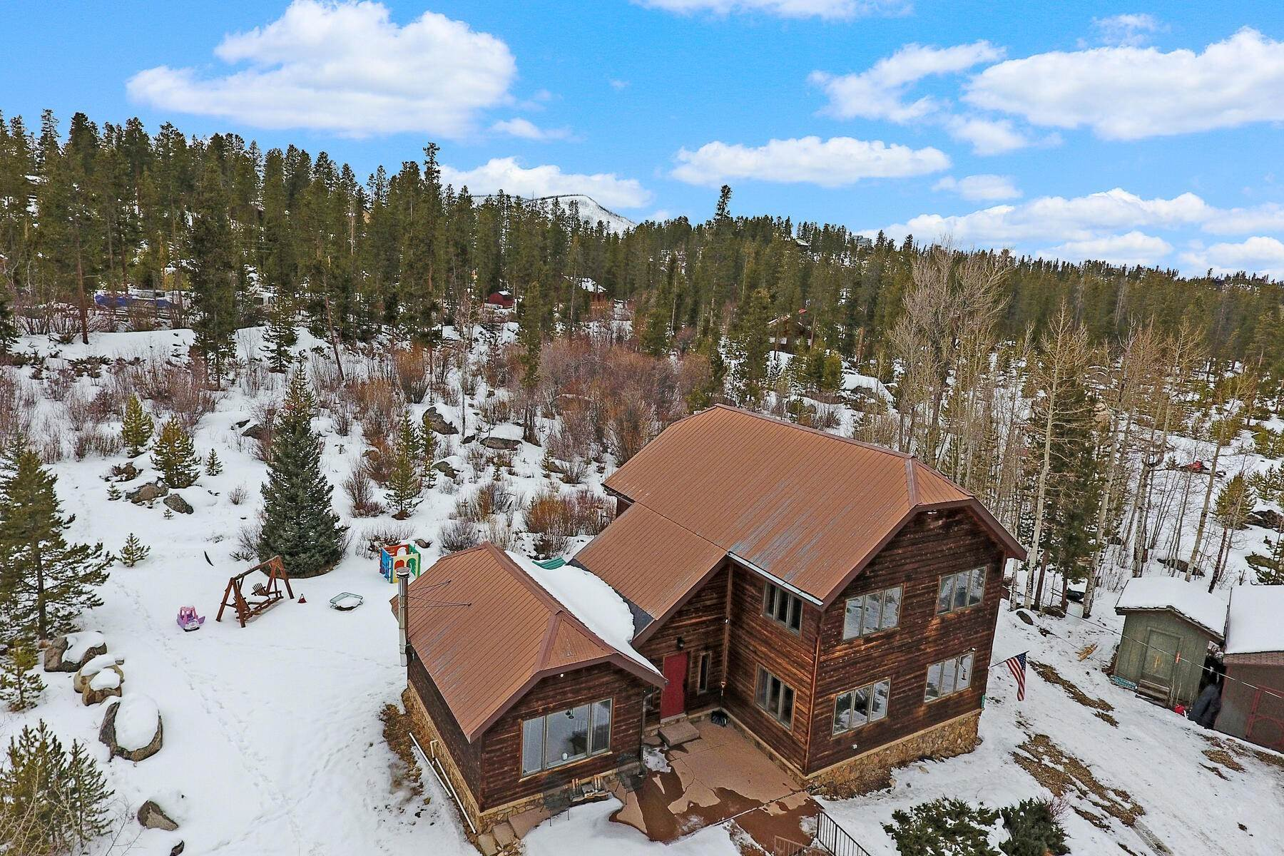 Single Family Homes for Sale at Million Dollar Lake Views 11911 US HWY 34 Grand Lake, Colorado 80447 United States