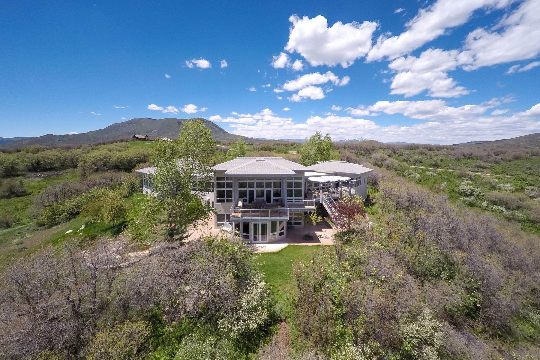 Property for Sale at PRIVACY WITH ENDLESS VIEWS 43600 Old Elk Trail Steamboat Springs, Colorado 80487 United States