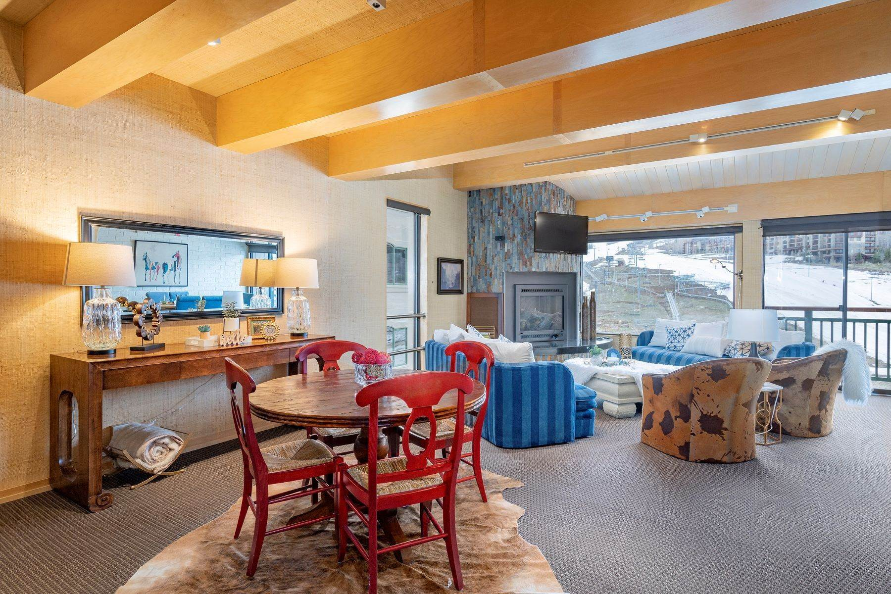 Condominiums for Sale at Top Floor Penthouse at the Sheraton 2200 Village Inn Court #710 Steamboat Springs, Colorado 80487 United States