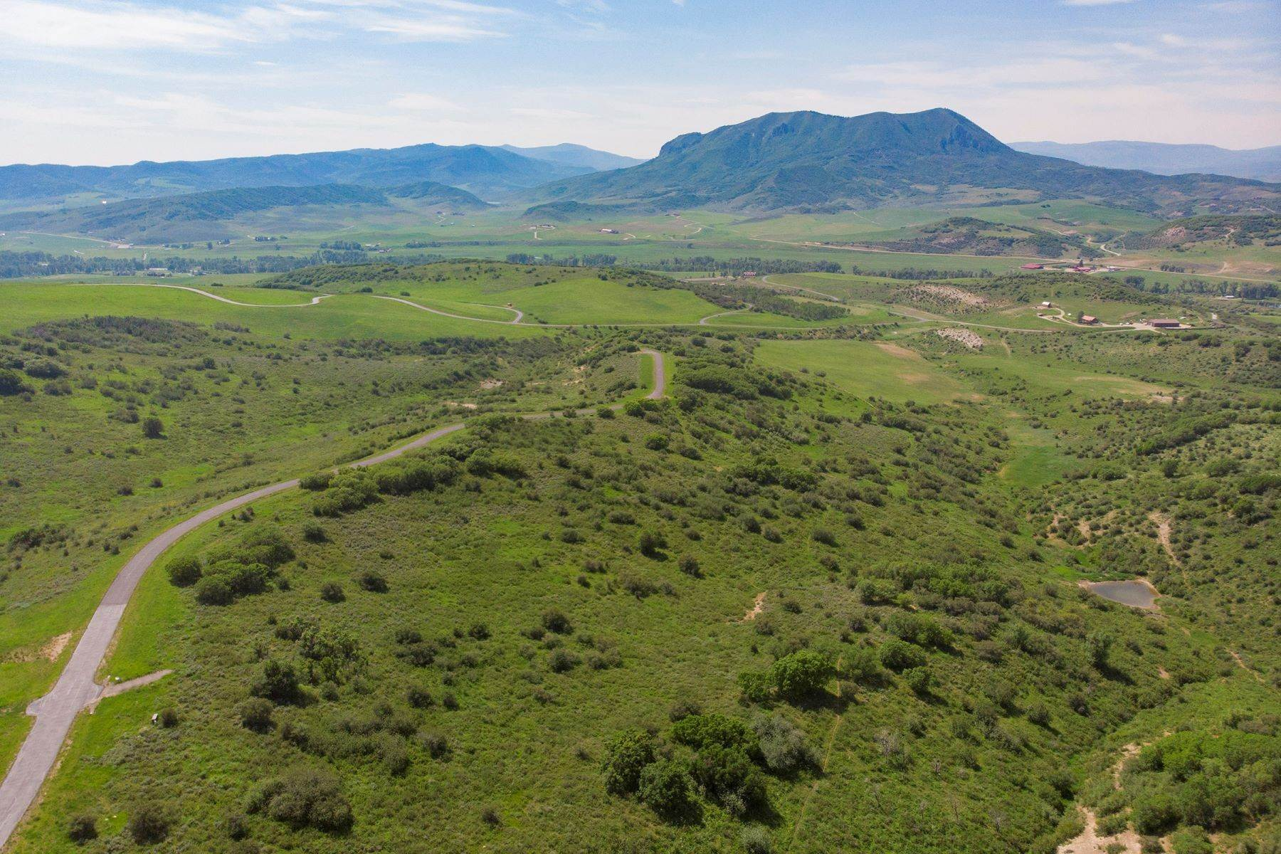 Land for Sale at Marabou Homestead 27100 Fire Song Road Steamboat Springs, Colorado 80487 United States
