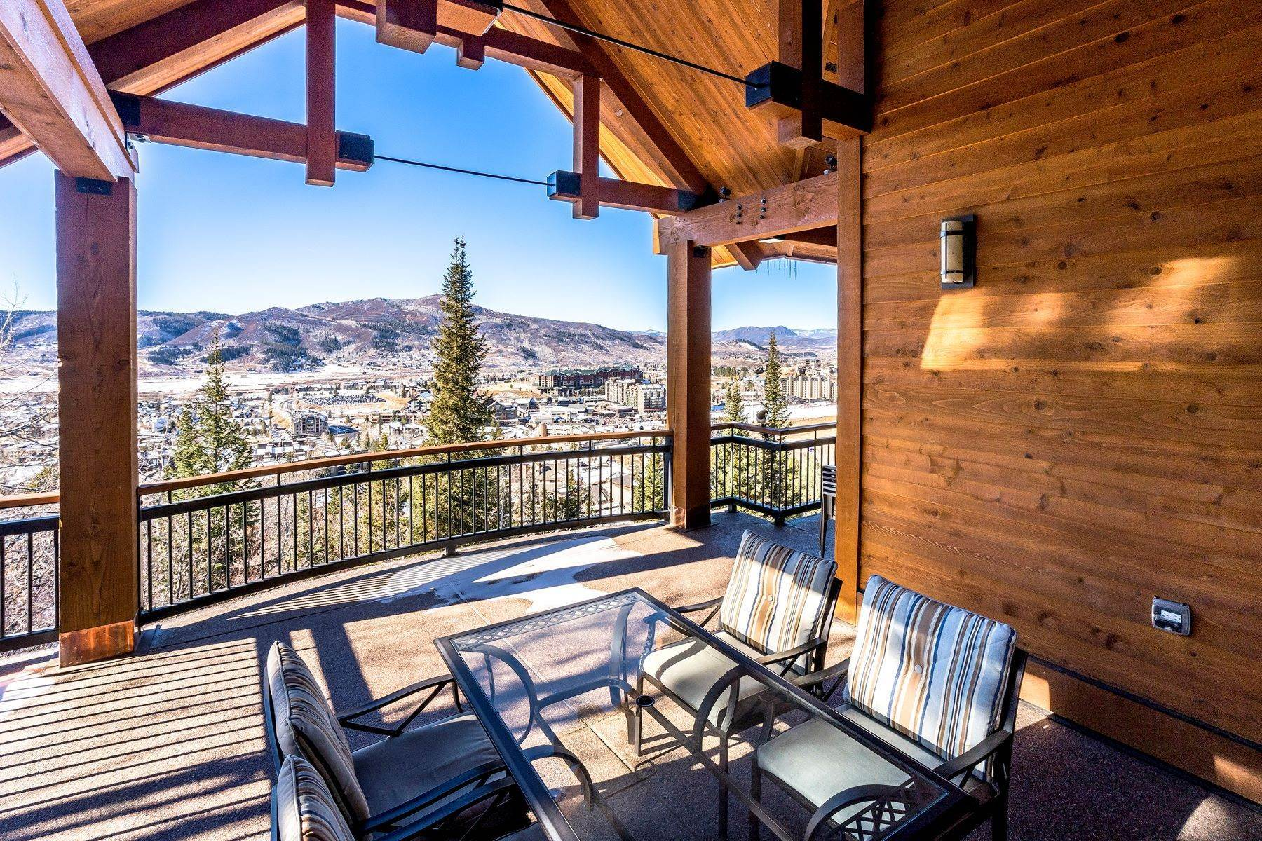 14. townhouses por un Venta en Luxury Mountain Retreat Falconhead South 2607 Ski Trail Lane Steamboat Springs, Colorado 80487 Estados Unidos