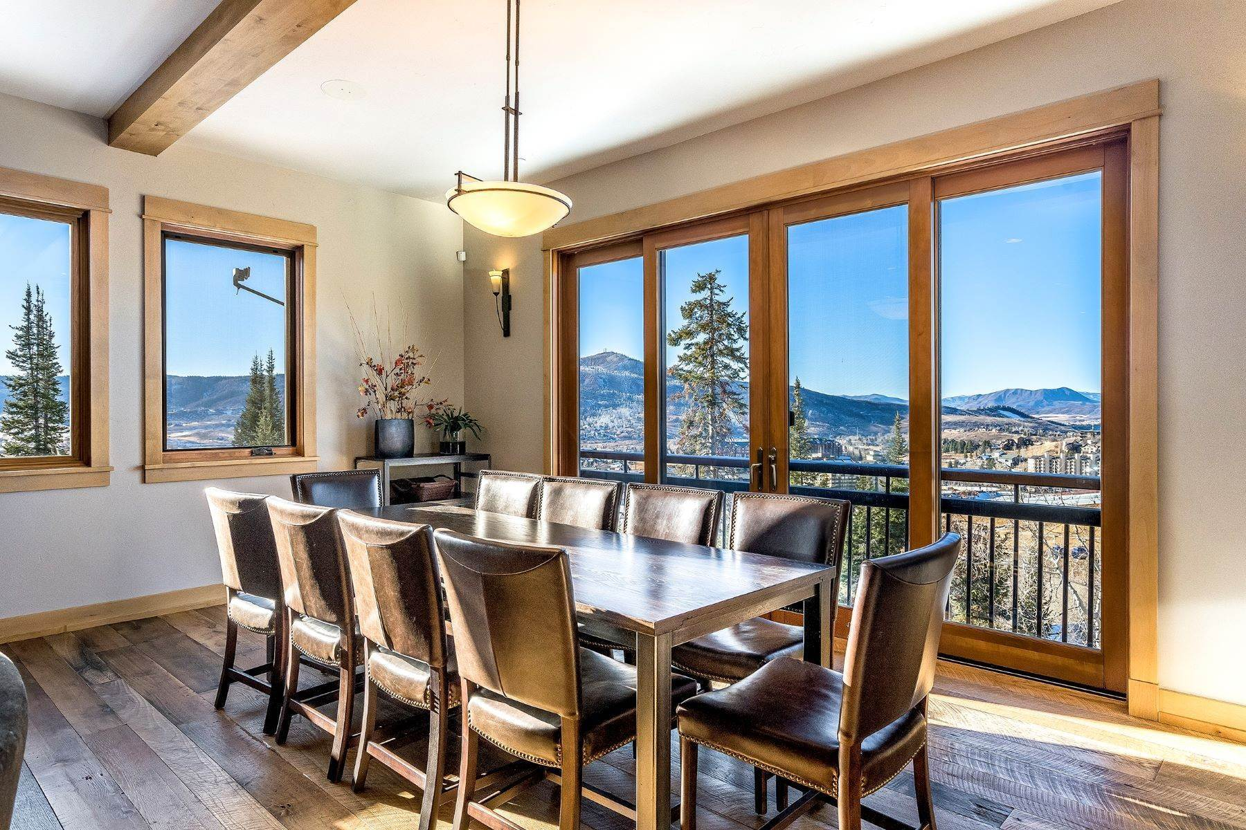 18. Single Family Homes 为 销售 在 Luxury Mountain Retreat Falconhead North 2605 Ski Trail Lane ????????, ????? 80587 ??