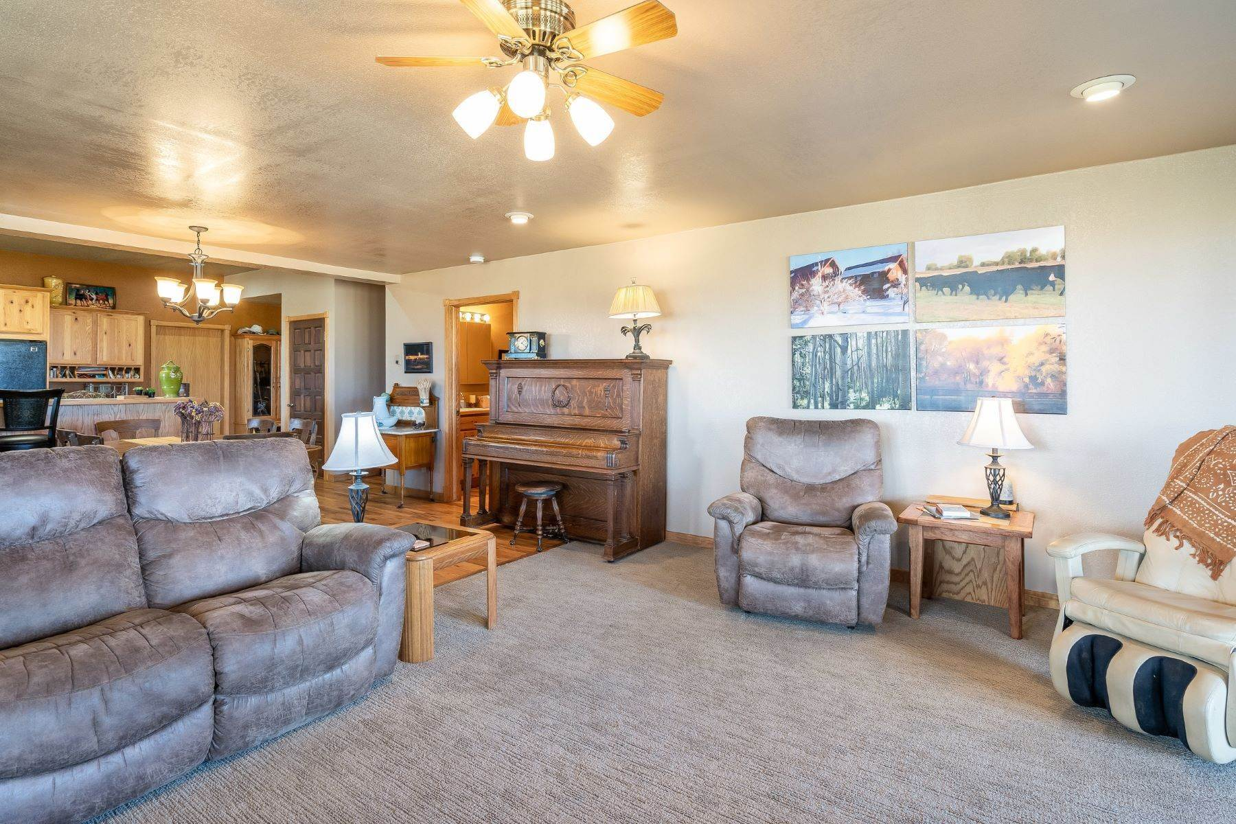 14. Single Family Homes for Sale at 38615 Klein Road Steamboat Springs, Colorado 80487 United States