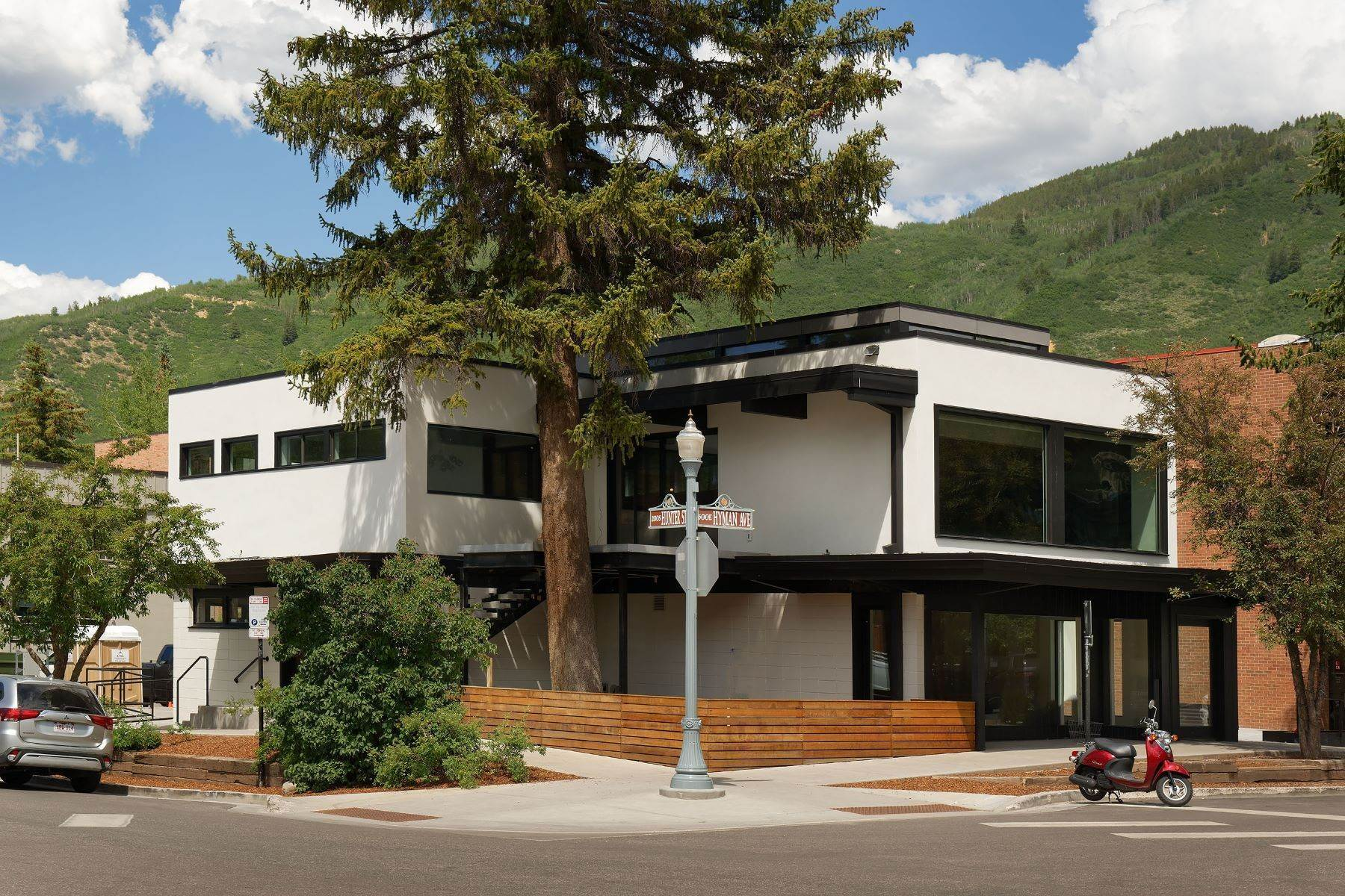 Condominiums for Sale at At the Epicenter of Downtown Aspen 602 E Hyman Avenue, PH Aspen, Colorado 81611 United States
