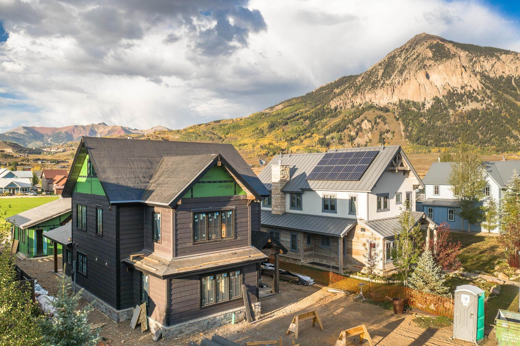 Single Family Homes for Sale at 821 Elk Avenue Crested Butte, Colorado 81224 United States