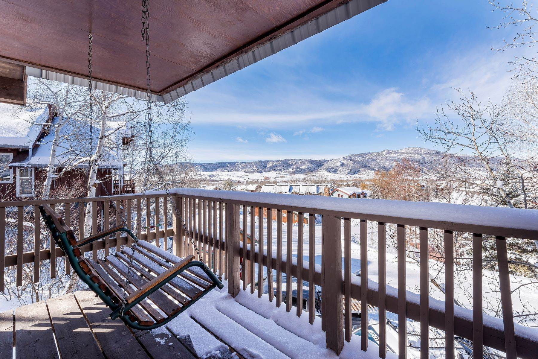 Duplex Homes por un Venta en Apres Ski Duplex 3340 Apres Ski Way Steamboat Springs, Colorado 80487 Estados Unidos