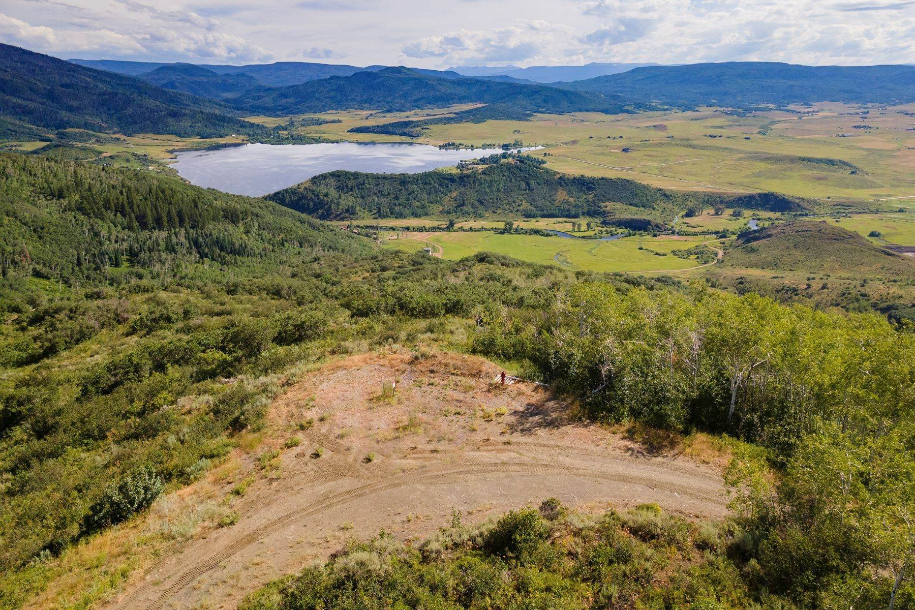 Land for Sale at Captivating Views at Timbers Preserve 31650 Timbers Ridge Way Steamboat Springs, Colorado 80487 United States