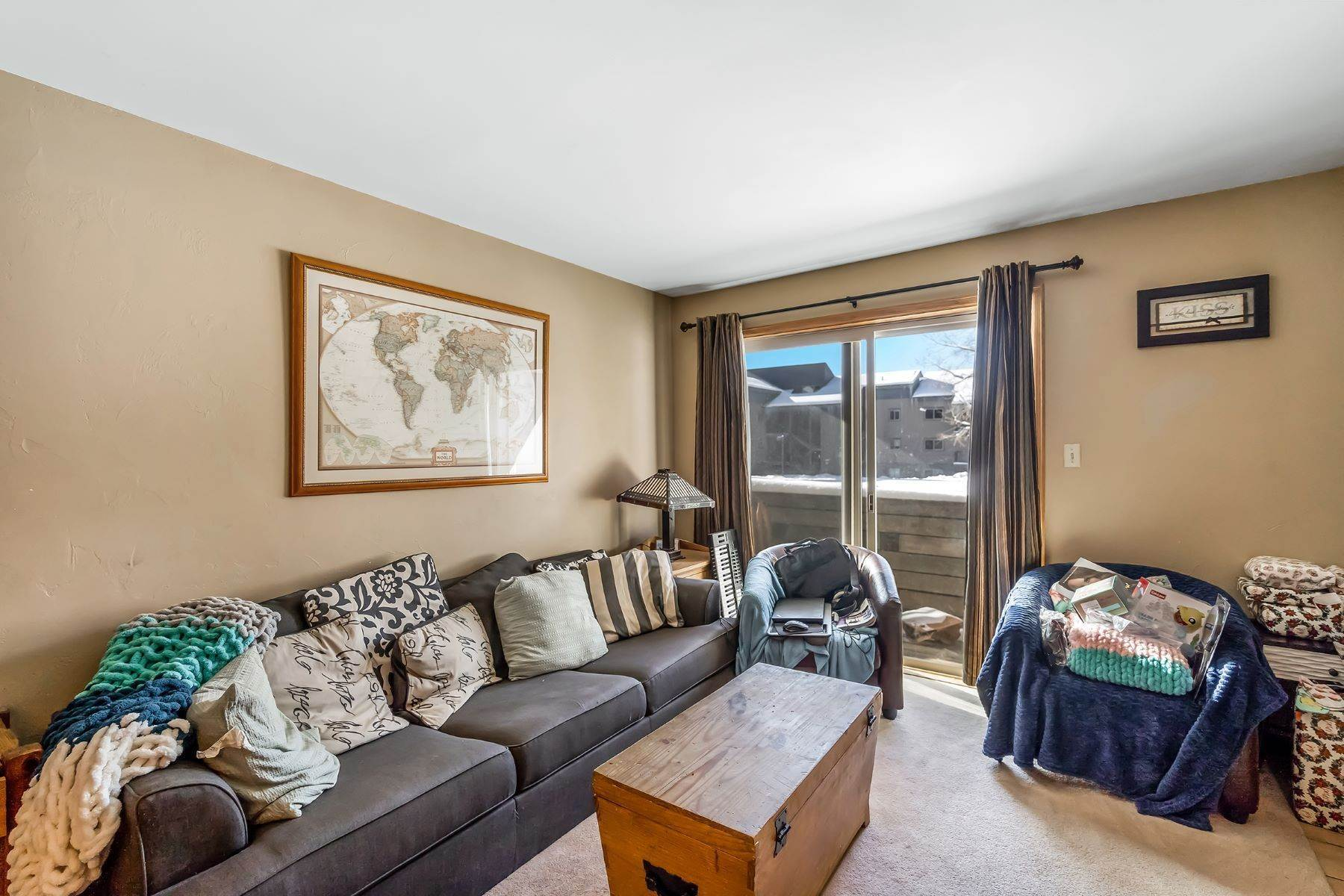 Condominiums for Sale at Shadow Run Condominium 1565 Shadow Run Frontage Unit #105 Steamboat Springs, Colorado 80487 United States