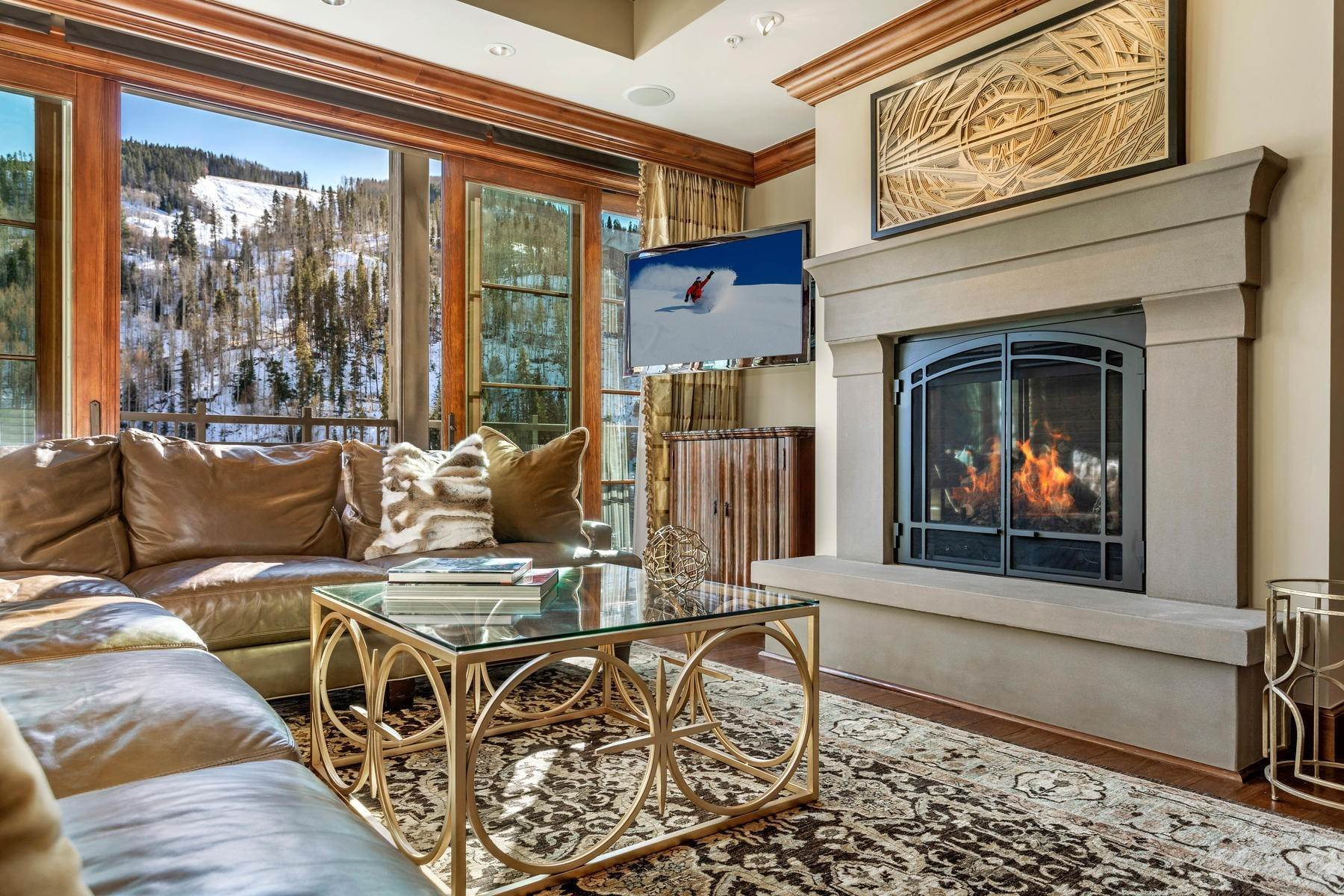Condominiums pour l Vente à The Ritz-Carlton Residences R-517 728 West Lionshead Circle R-517 Vail, Colorado 81657 États-Unis