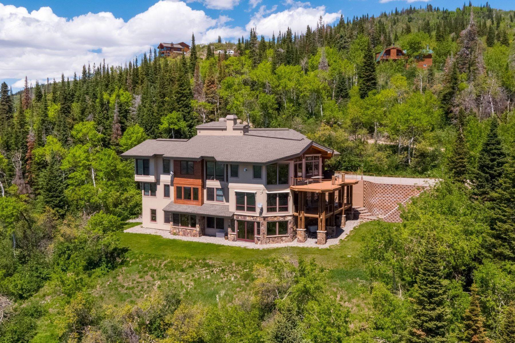 Property en Star Ridge Estate 31165 Star Ridge Road Steamboat Springs, Colorado 80487 Estados Unidos
