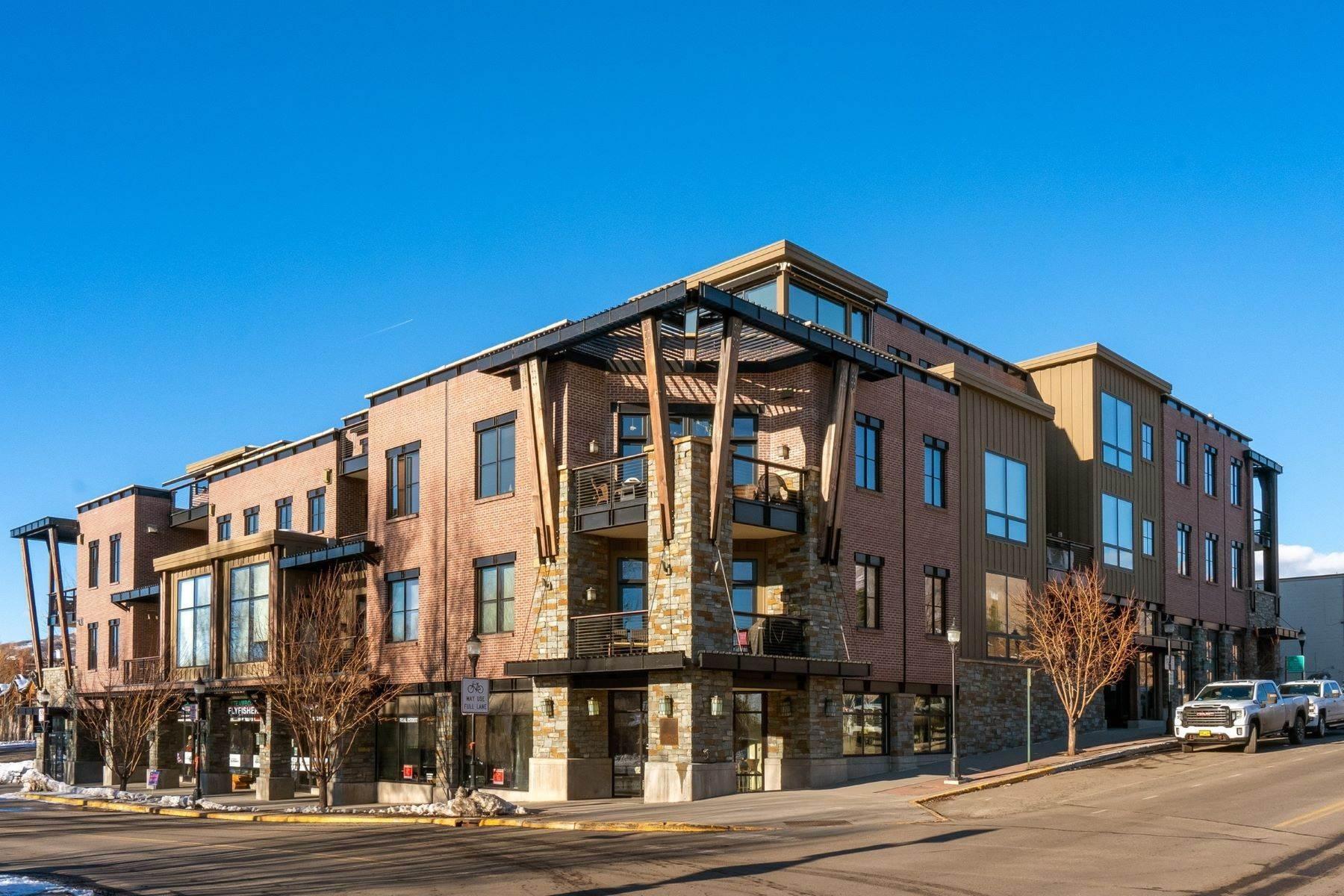 Condominiums for Sale at Like New Luxury Residence 35 5th Street Unit #Unit 405 Steamboat Springs, Colorado 80487 United States