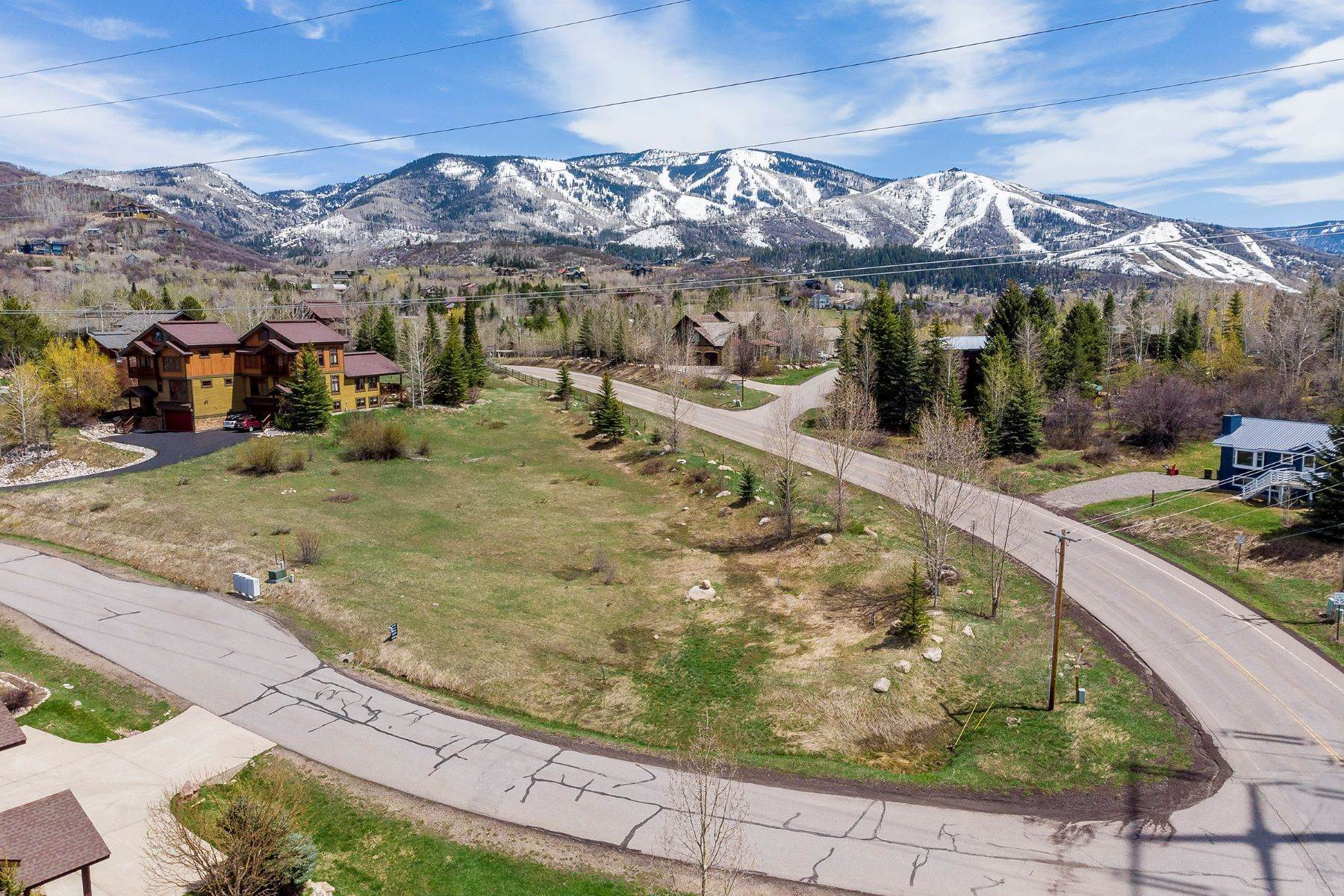 Land for Sale at Duplex Lot in Fish Creek 1205/1207 Harwig Circle Steamboat Springs, Colorado 80487 United States