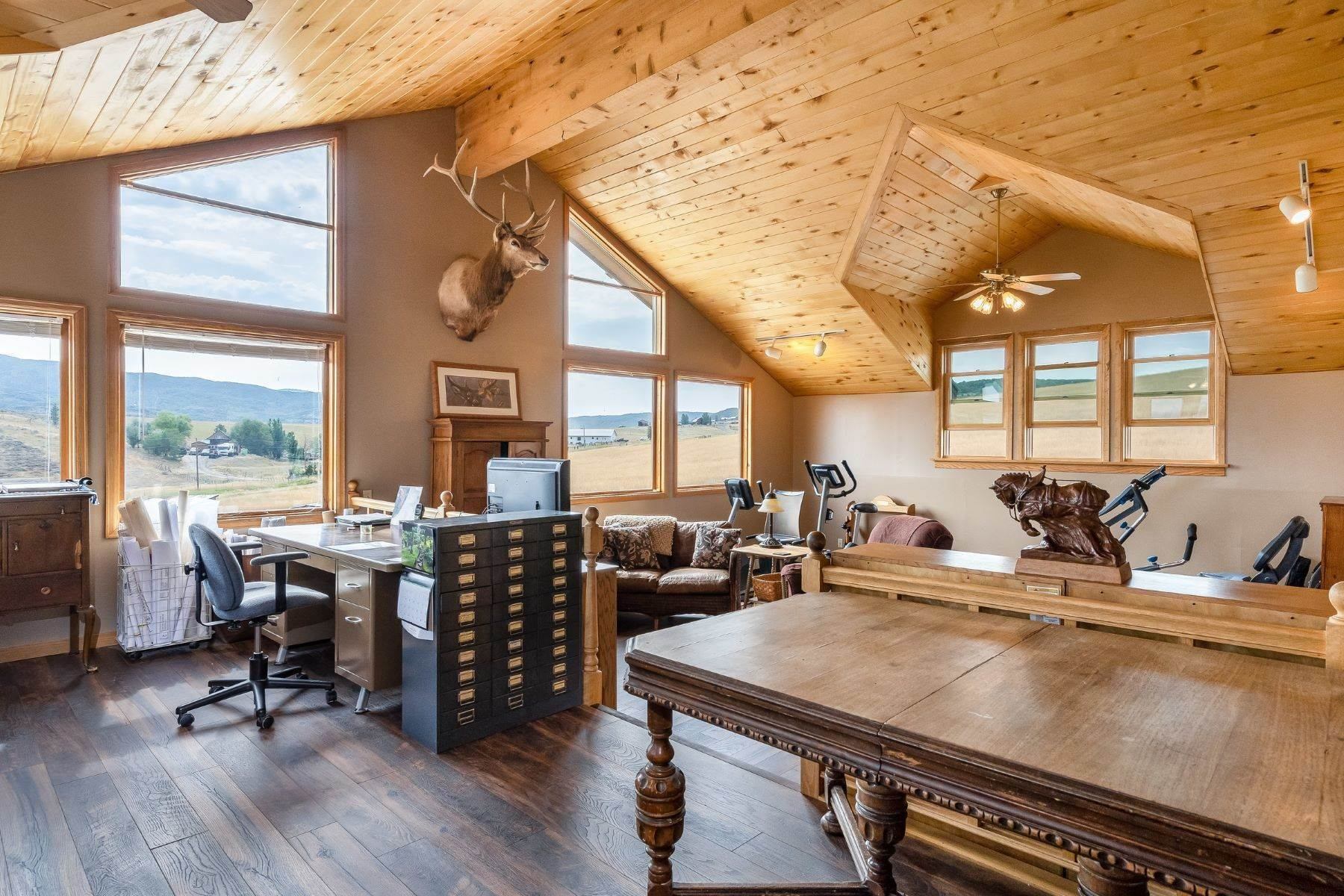 43. Single Family Homes for Sale at 38615 Klein Road Steamboat Springs, Colorado 80487 United States