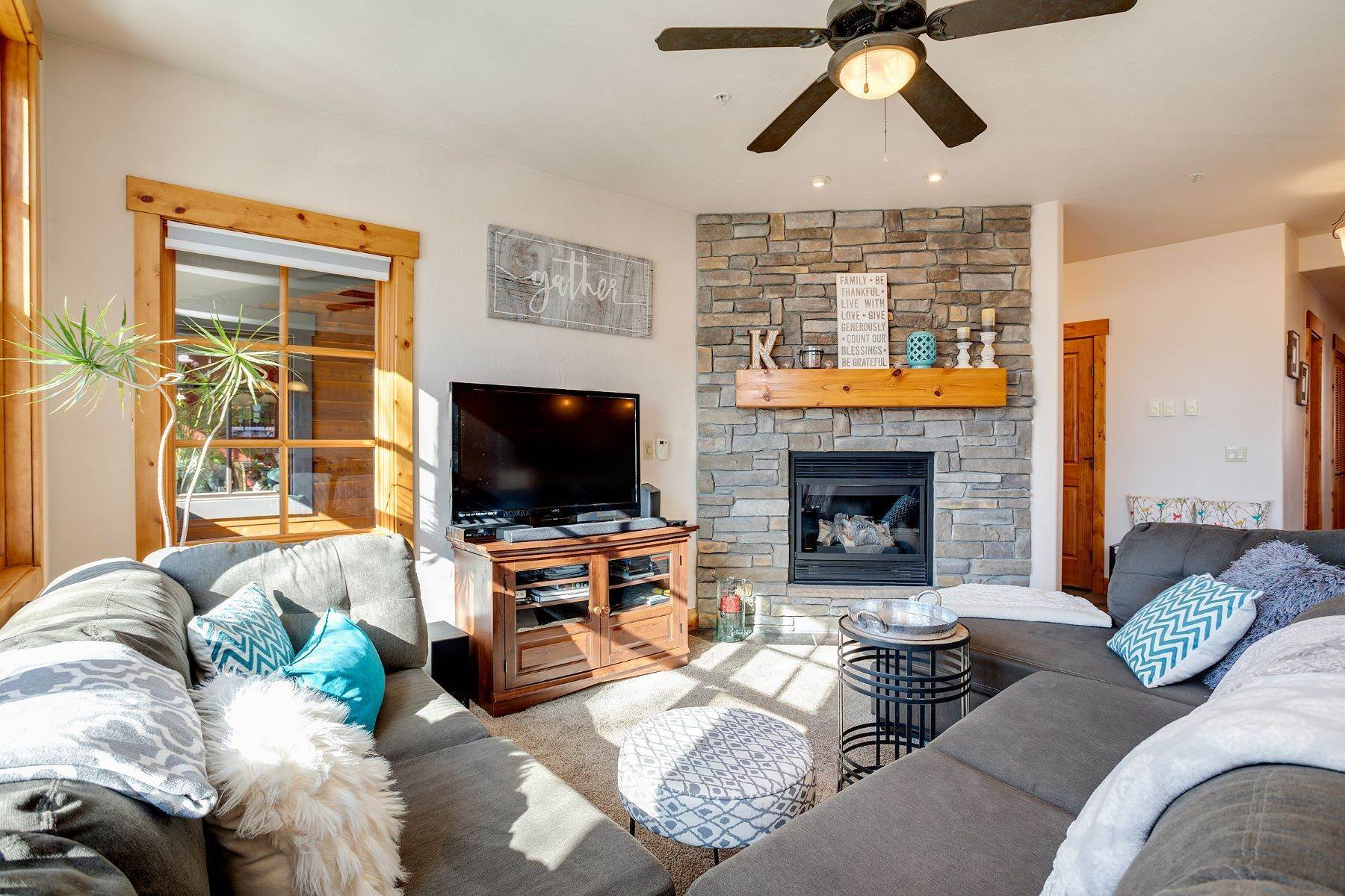 Condominiums à Sunny, Centrally Located Condo 580 Anglers Drive Unit #204 Steamboat Springs, Colorado 80487 États-Unis