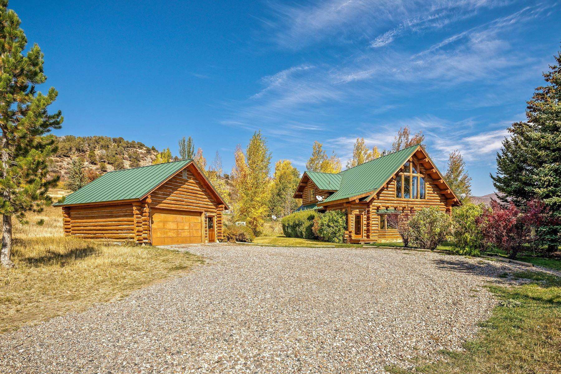 Single Family Homes for Sale at Charming Little Elk Creek Cabin 50 Alexander Avenue Snowmass, Colorado 81654 United States