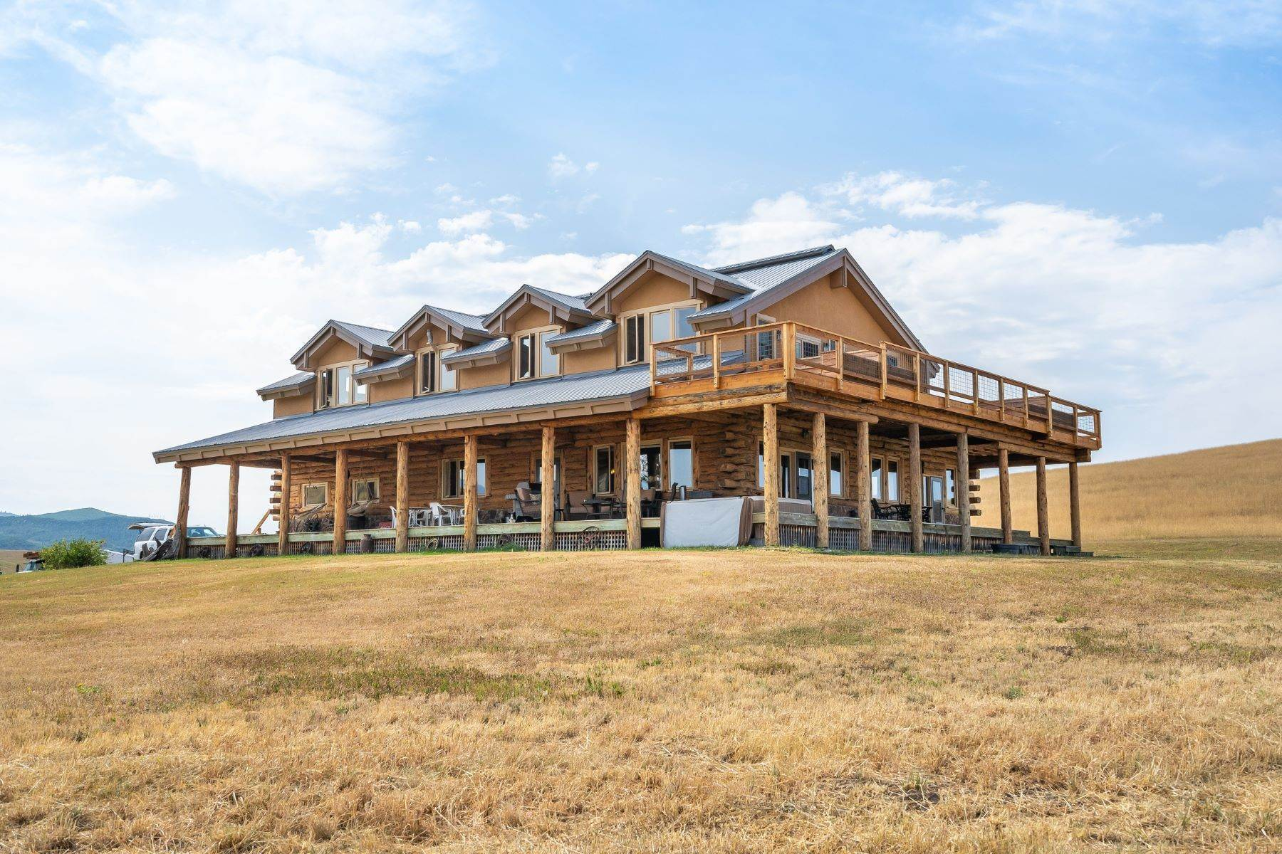 9. Single Family Homes for Sale at 38615 Klein Road Steamboat Springs, Colorado 80487 United States