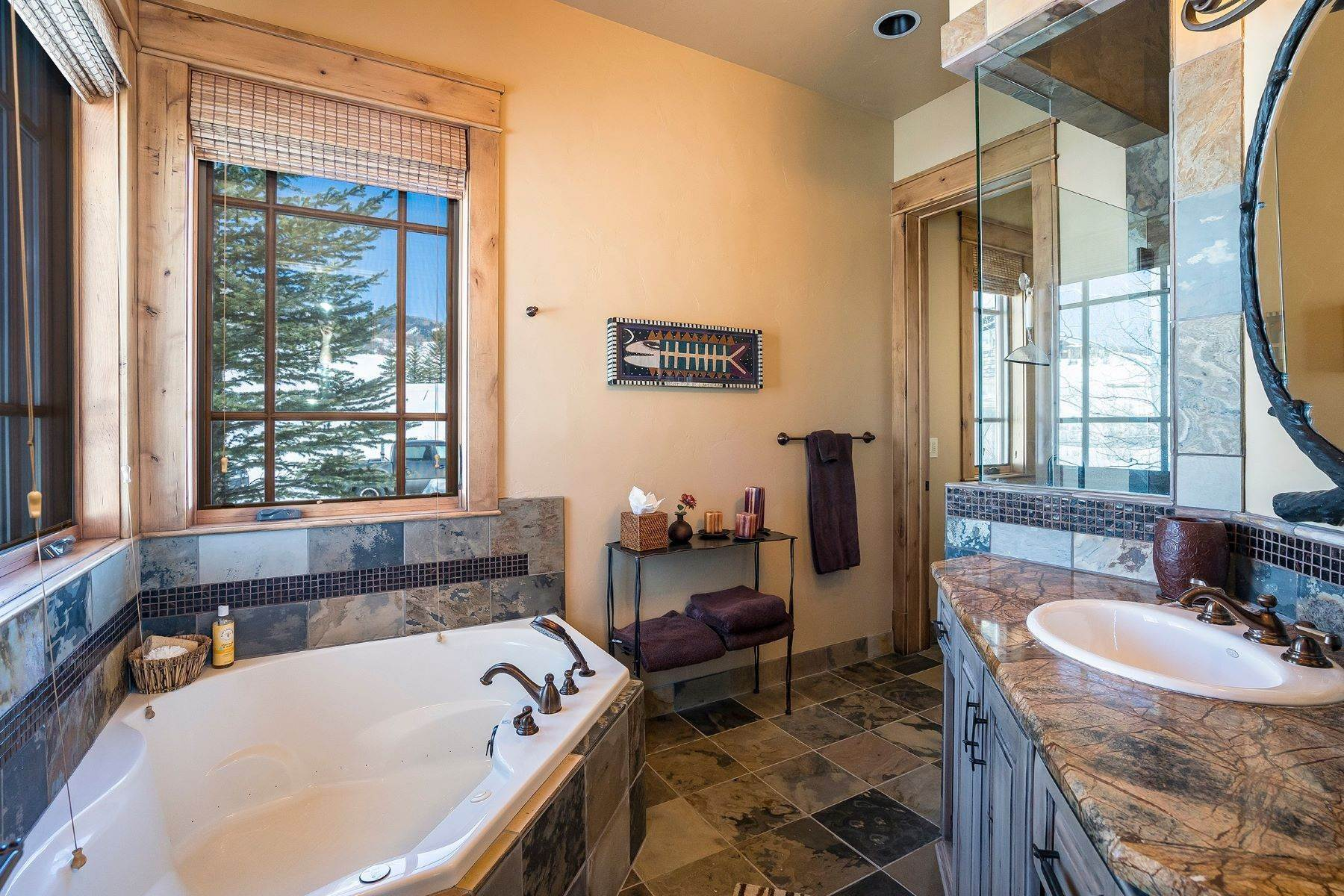 22. Single Family Homes for Sale at Beautiful Home at Catamount Ranch 33640 Catamount Drive Steamboat Springs, Colorado 80487 United States